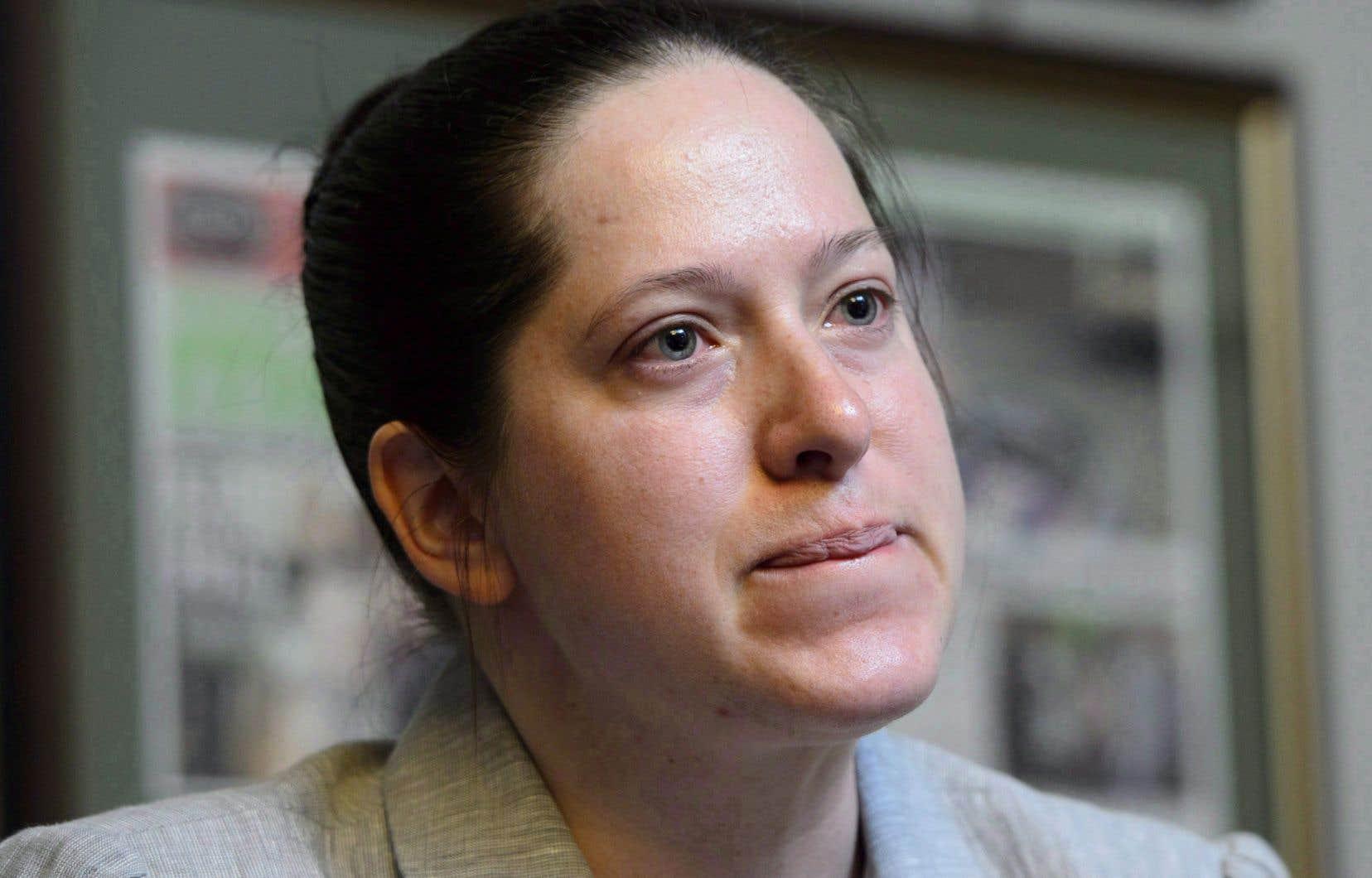 La députée néodémocrate Christine Moorepourra dès maintenant réintégrer ses fonctions au sein du caucus néodémocrate.