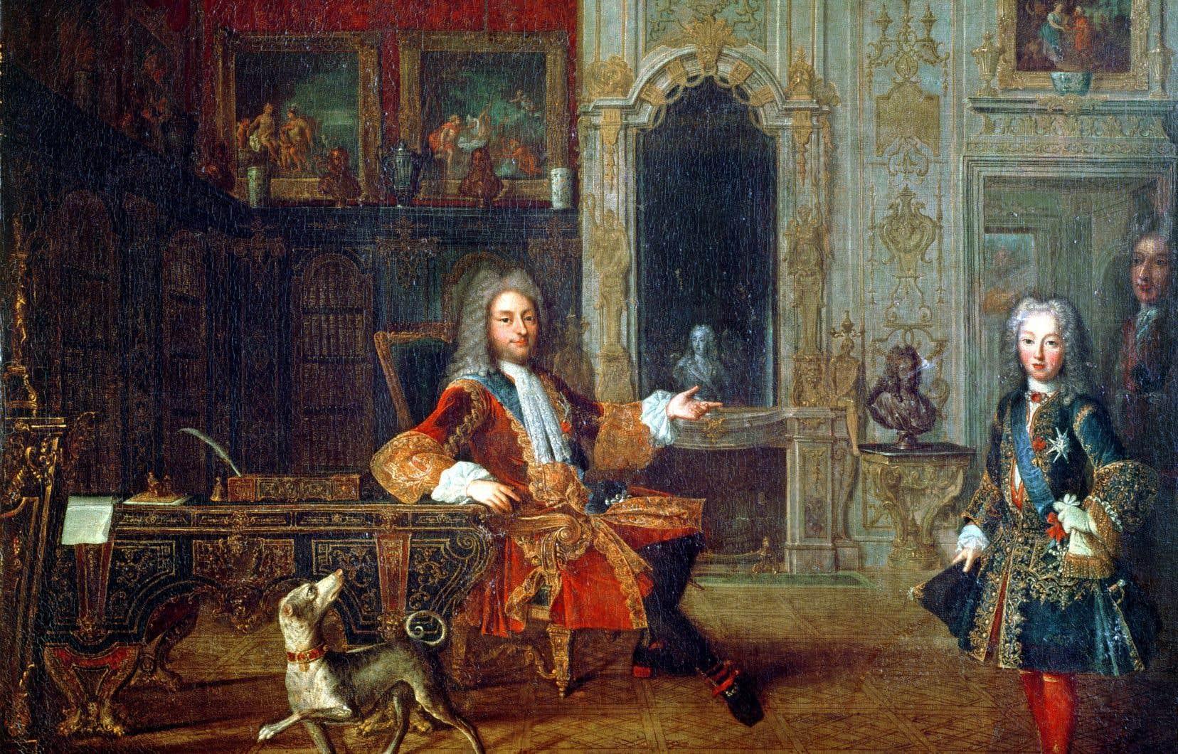 Malgré ses mœurs décadentes, Philippe d'Orléans connut contre toute attente l'un des règnes les moins compliqués de l'histoire de France.