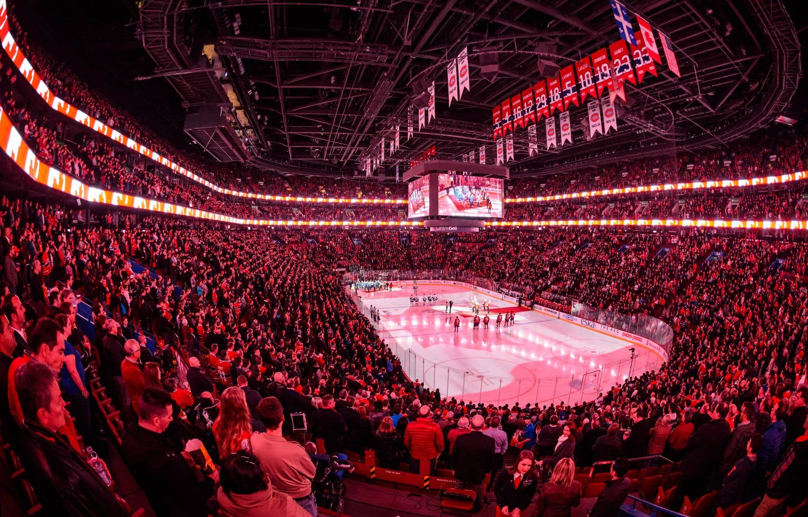 L'Aréna des Canadiens chapeaute notamment le Canadien de Montréal et d'autres entités comme Evenko, Heavy Montréal, Osheaga ainsi que le restaurant 9-4-10.