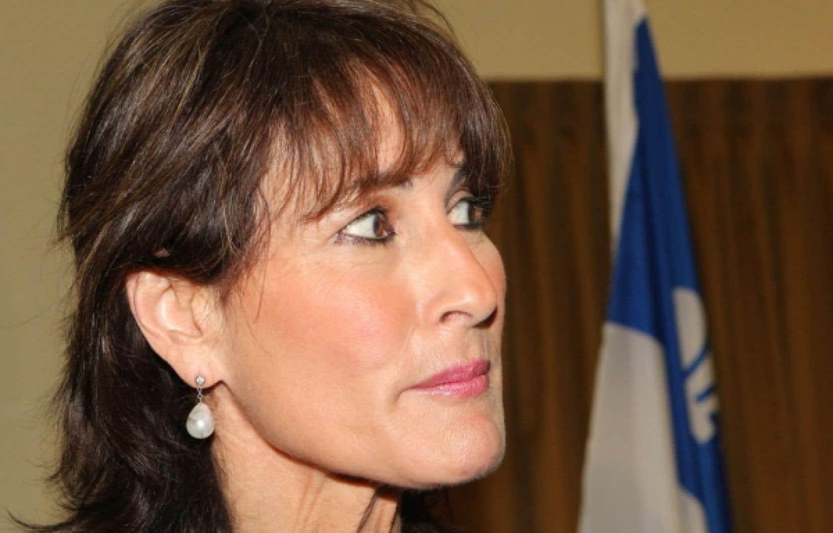 La ministre de la Justice, Kathleen Weil, a révélé à l'émission de Paul Arcand sur les ondes du 98,5 FM, hier matin, qu'elle consultait le premier ministre au sujet de la nomination des juges.