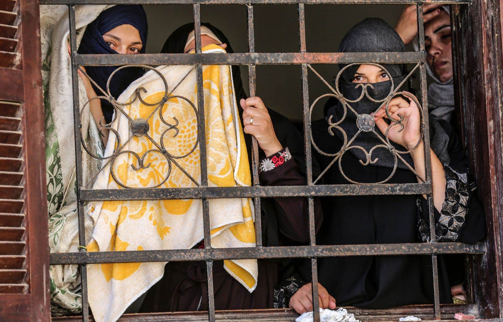 Des civils palestiniens et israéliens craignent que n'éclate un nouveau conflit entre l'État hébreu et le Hamas.