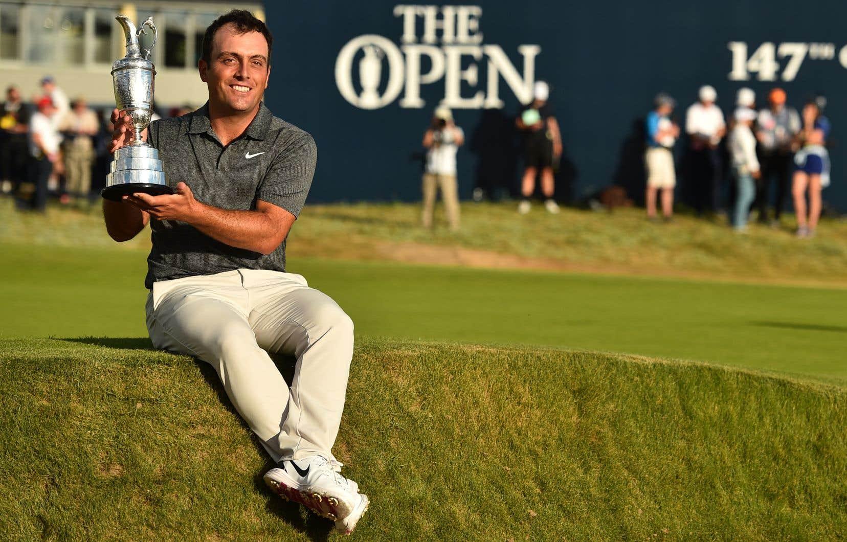«Jouer contre Tiger [Woods] était un autre défi à cause du public, mais je me sentais très bien ce matin et prêt pour un défi», a expliqué Francisco Molinari.