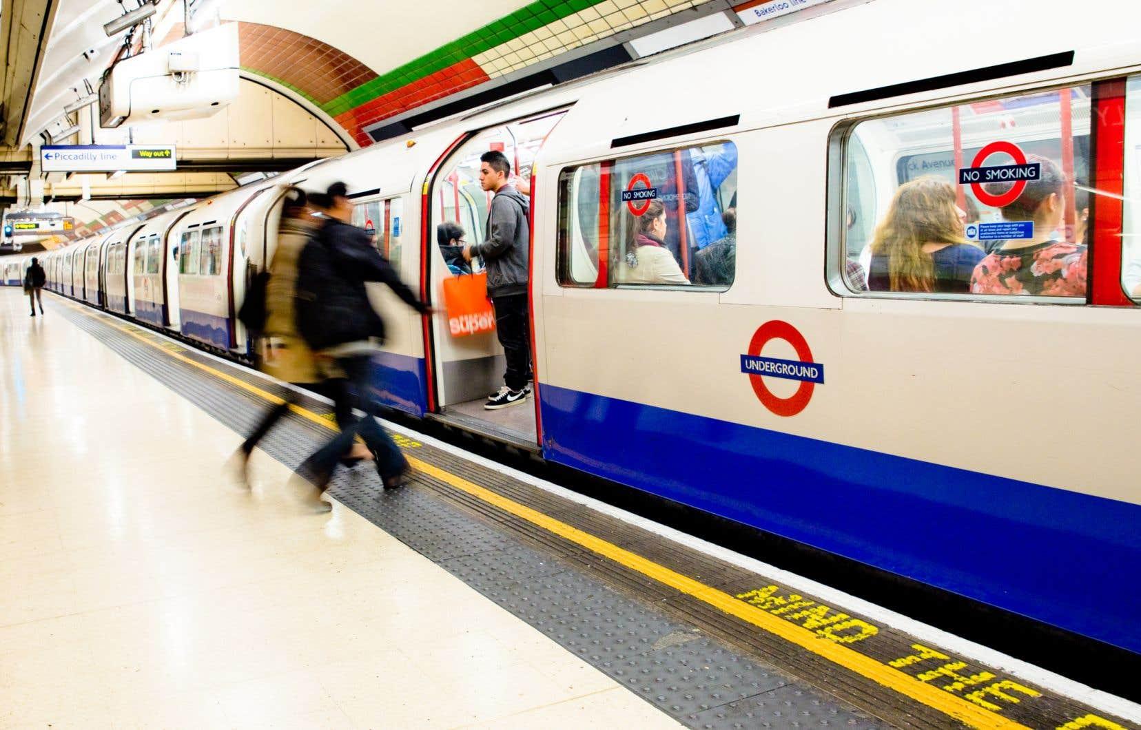 Le contrat prévoit la livraison de 94 rames de métro de nouvelle génération destinées à la ligne Piccadilly, à Londres.
