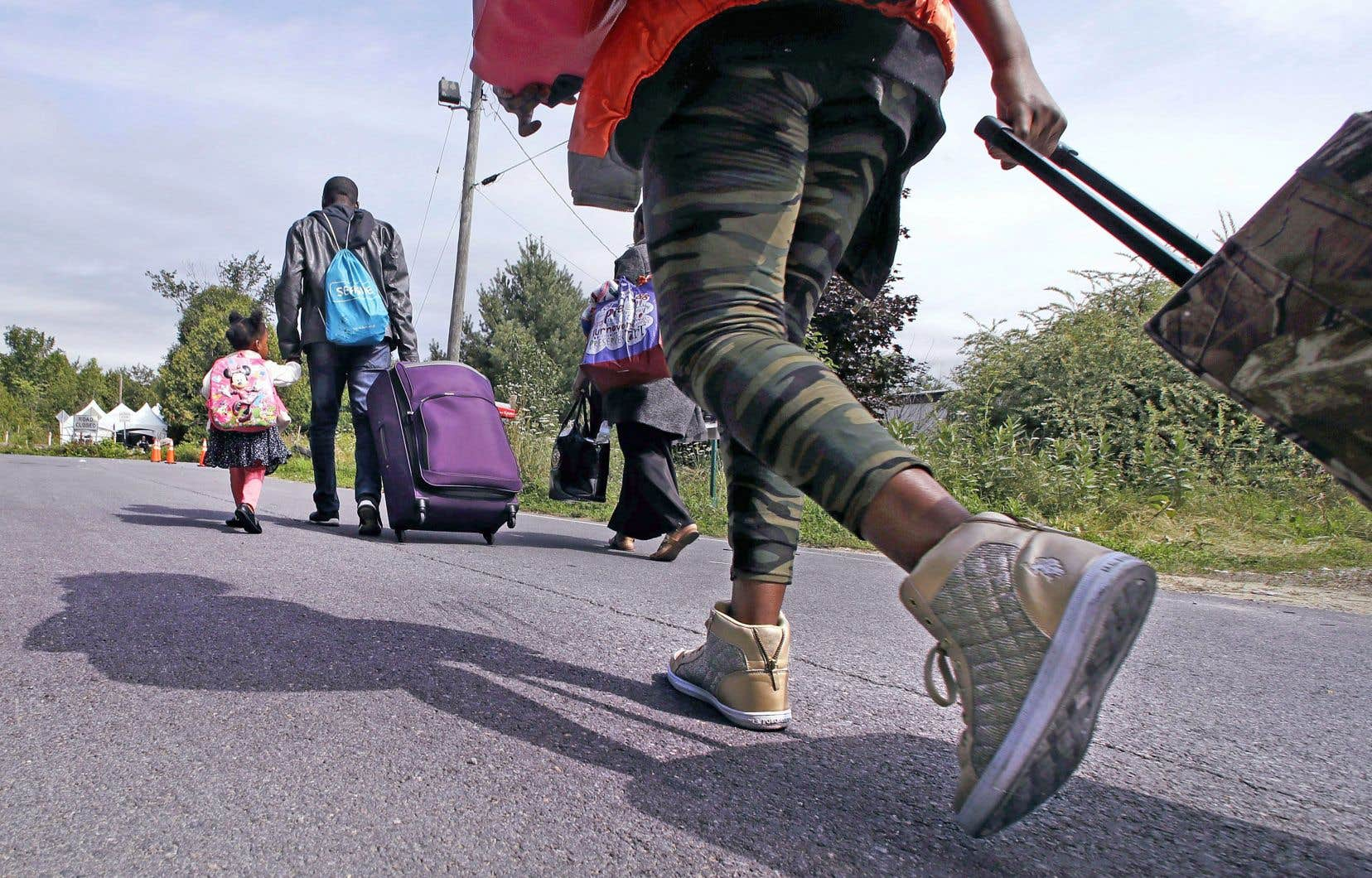Une partie des migrants irréguliers pourront éviter de séjourner dans un centre de détention en attendant qu'on statue sur leur sort.