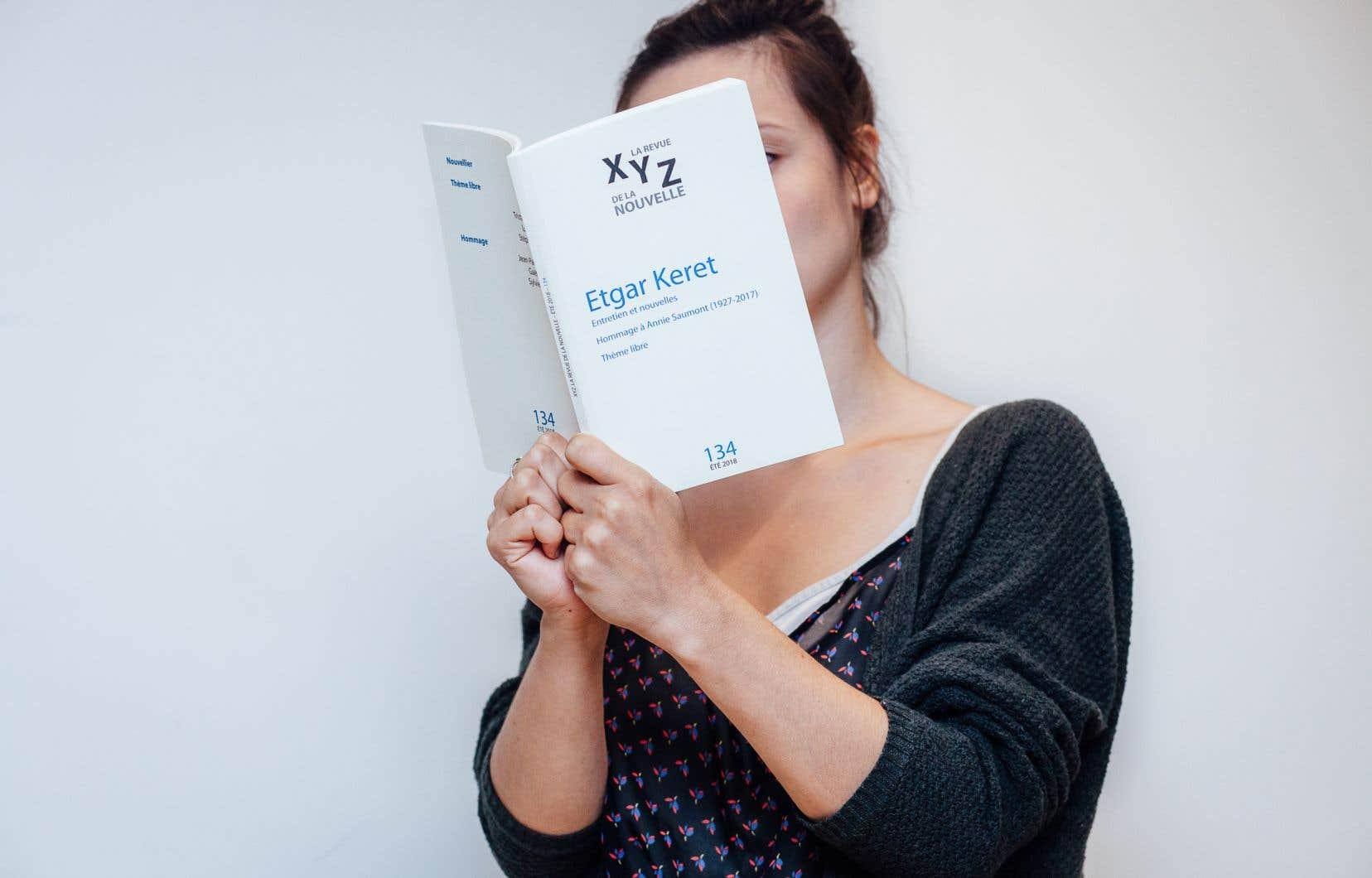 La revue littéraire prône avant tout la liberté d'expression et la qualité de l'écriture, selon l'éditeur Jacques Richer.
