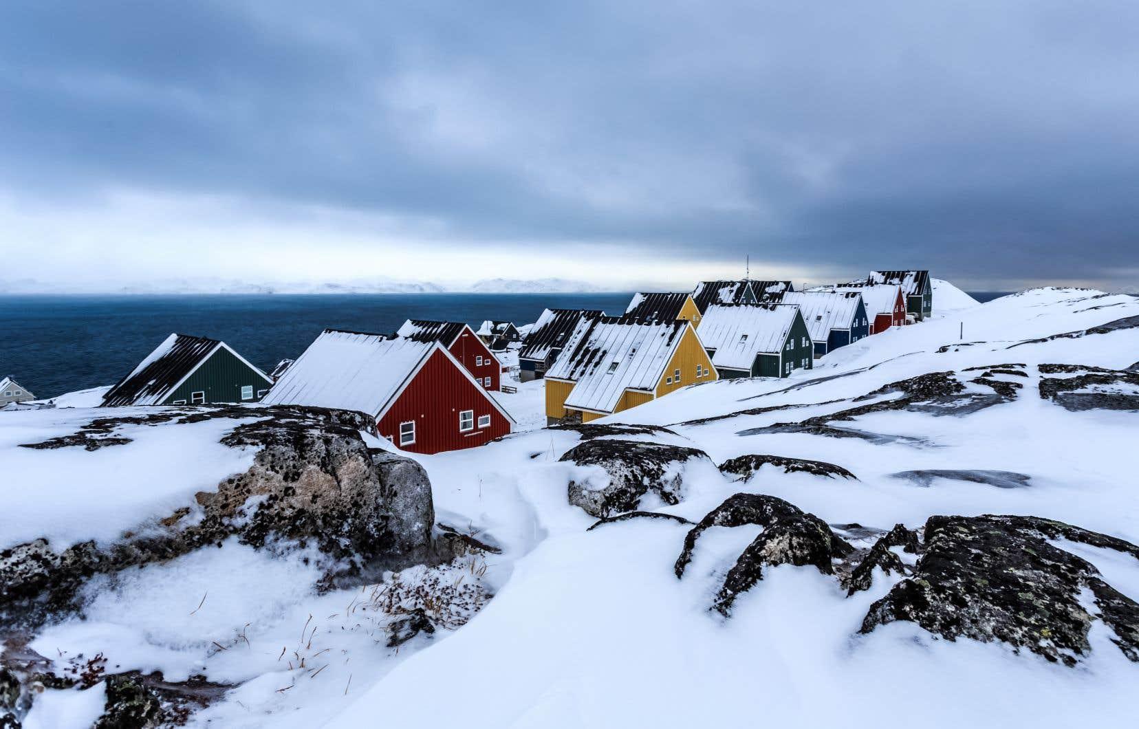 L'intrigue se déroule à Nuuk, dans le sud-ouest du Groenland.