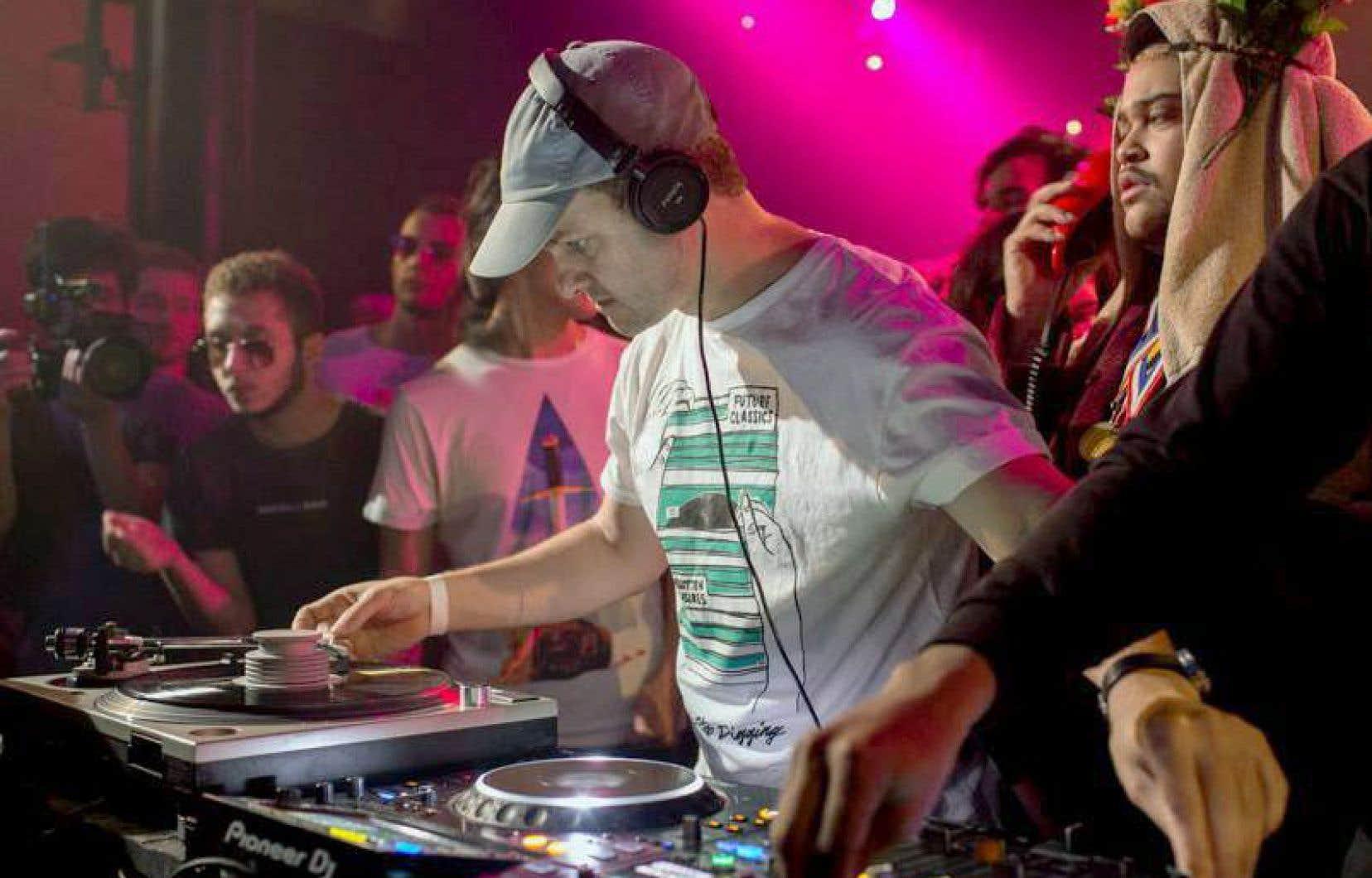 DJ Lexis