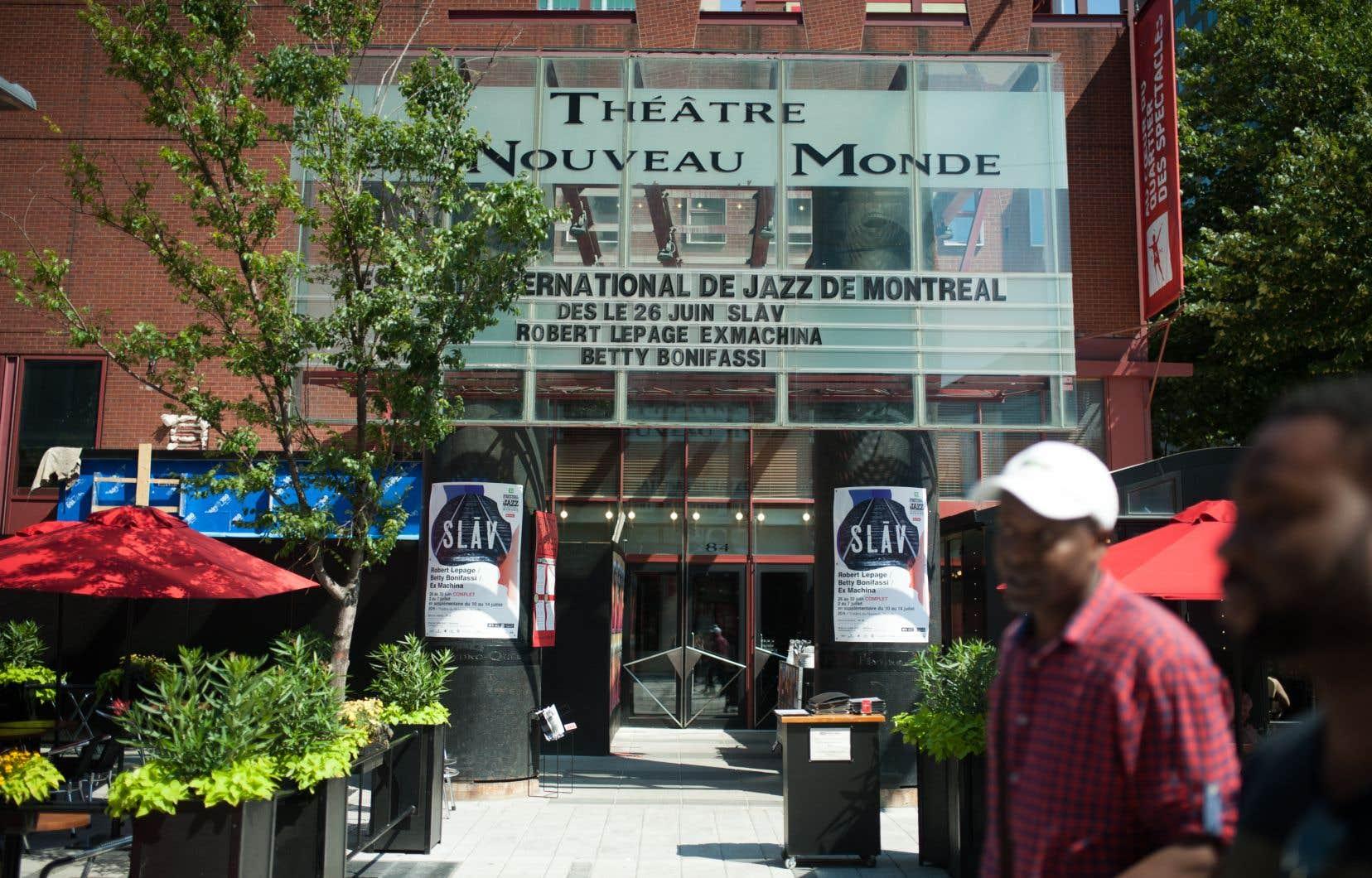Le Festival international de jazz de Montréal a annulé les représentations du spectacle «SLAV» au Théâtre du Nouveau-Monde en juillet dernier.