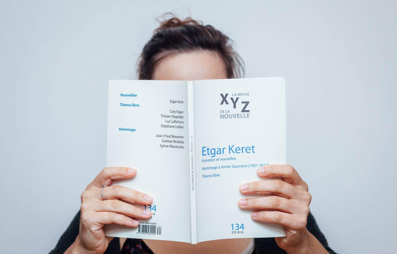 Selon l'éditeur d'«XYZ», l'intérêt de publier un texte est qu'il soulève des questions importantes et peut susciter des échanges plus larges: la littérature et l'art en général peuvent-ils encore tout dire?