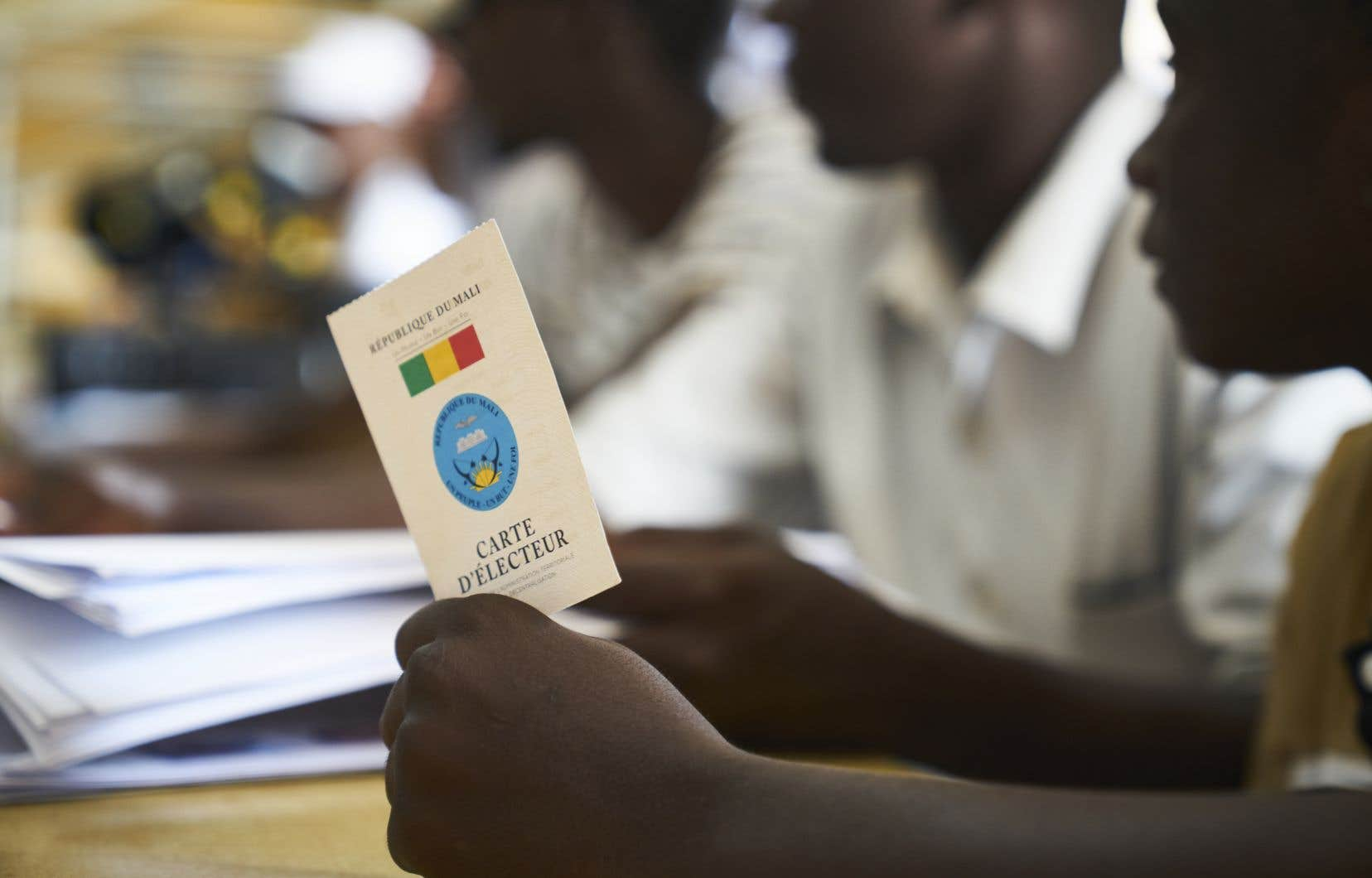 Plus de huit millions de Maliens sont appelés à se rendre aux urnes.