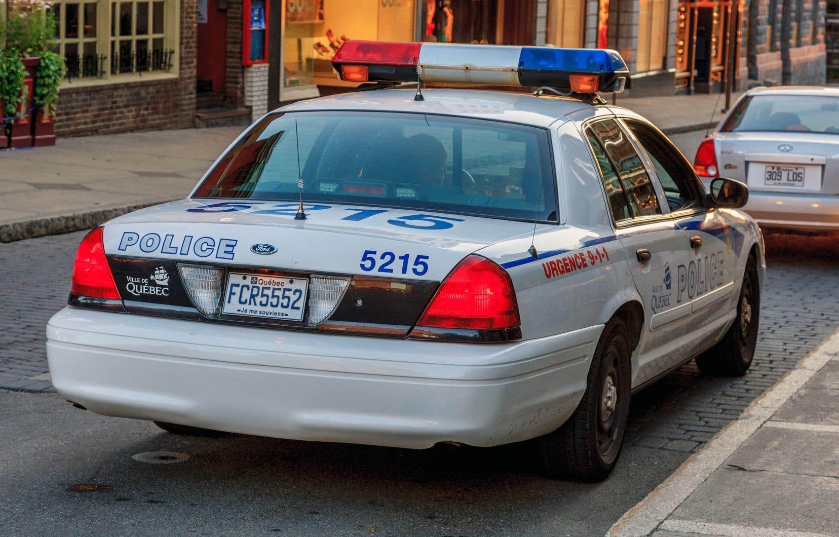 Les services policiers du Québec se préparent en prévision de la légalisation du cannabis.