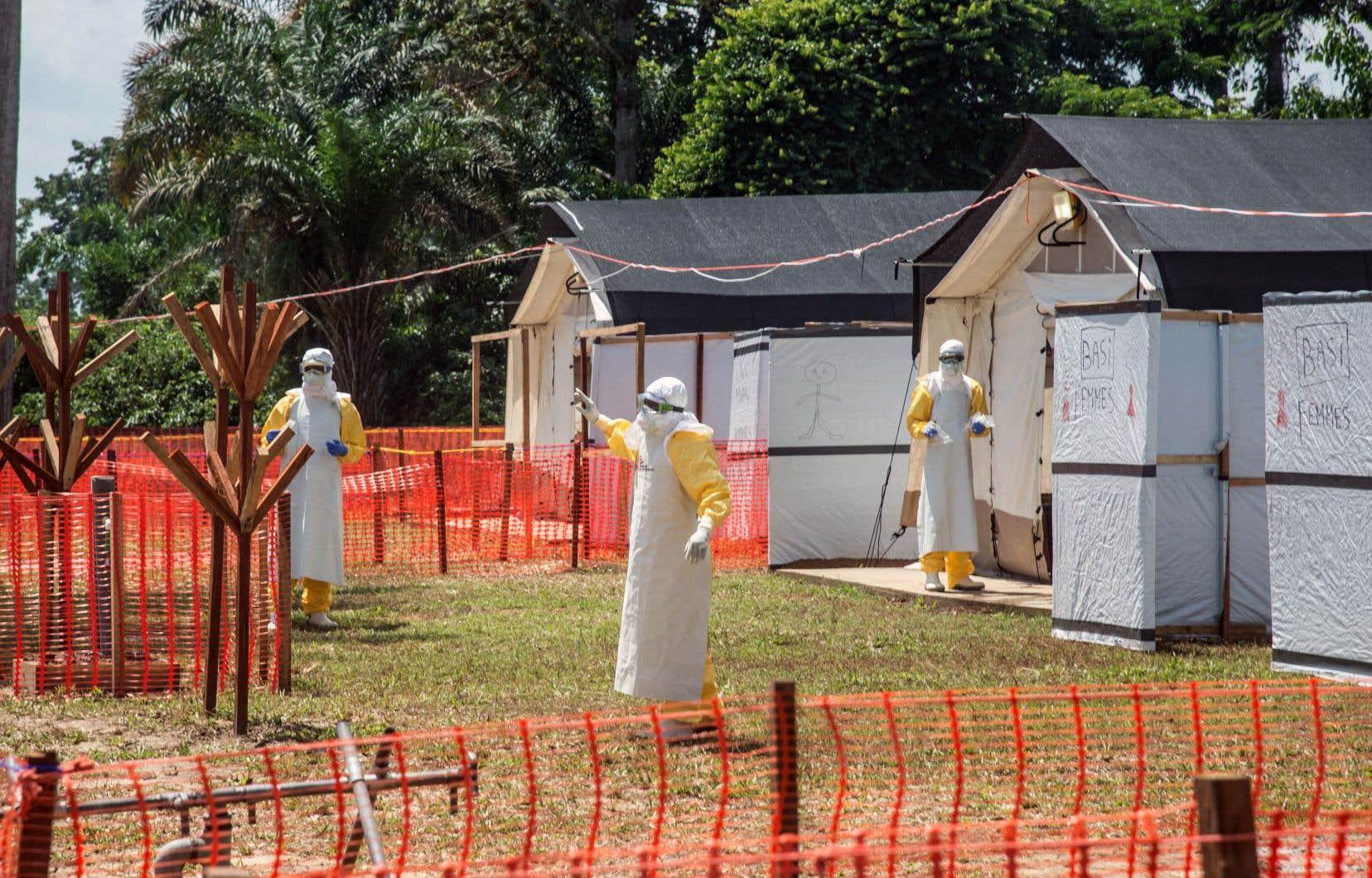 La fièvre hémorragique Ebola aurait déjà fait 20 morts.