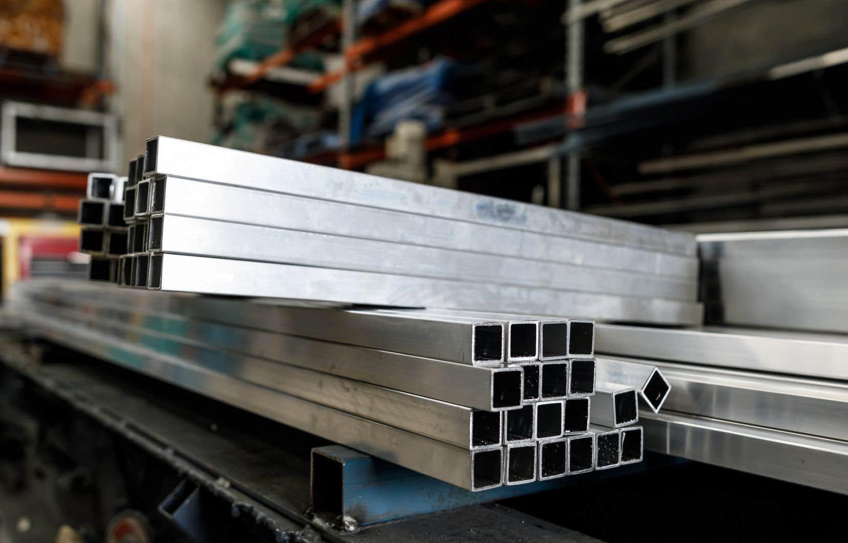 Les producteurs de ciment, de fer et d'acier, de chaux et d'engrais azotés verront leurs seuils d'émissions de carbone réajustés.