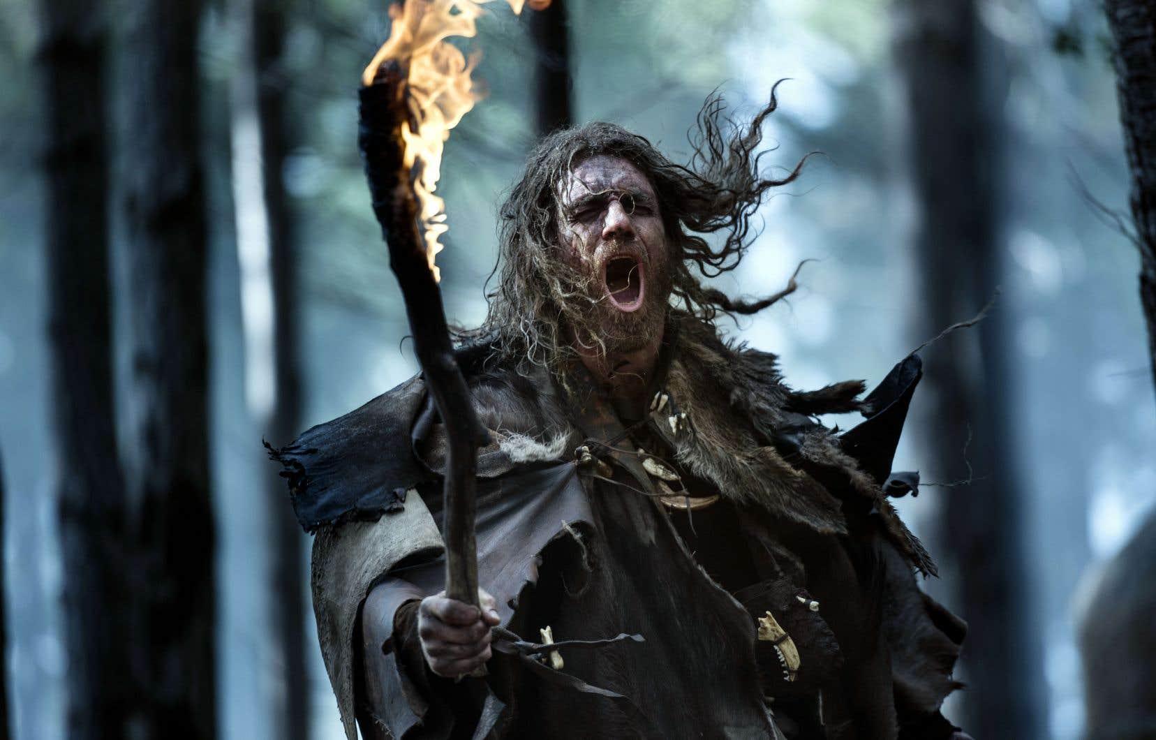 On ne lésine pas sur les effets pyrotechniques dans ce premier épisode consacré au feu.