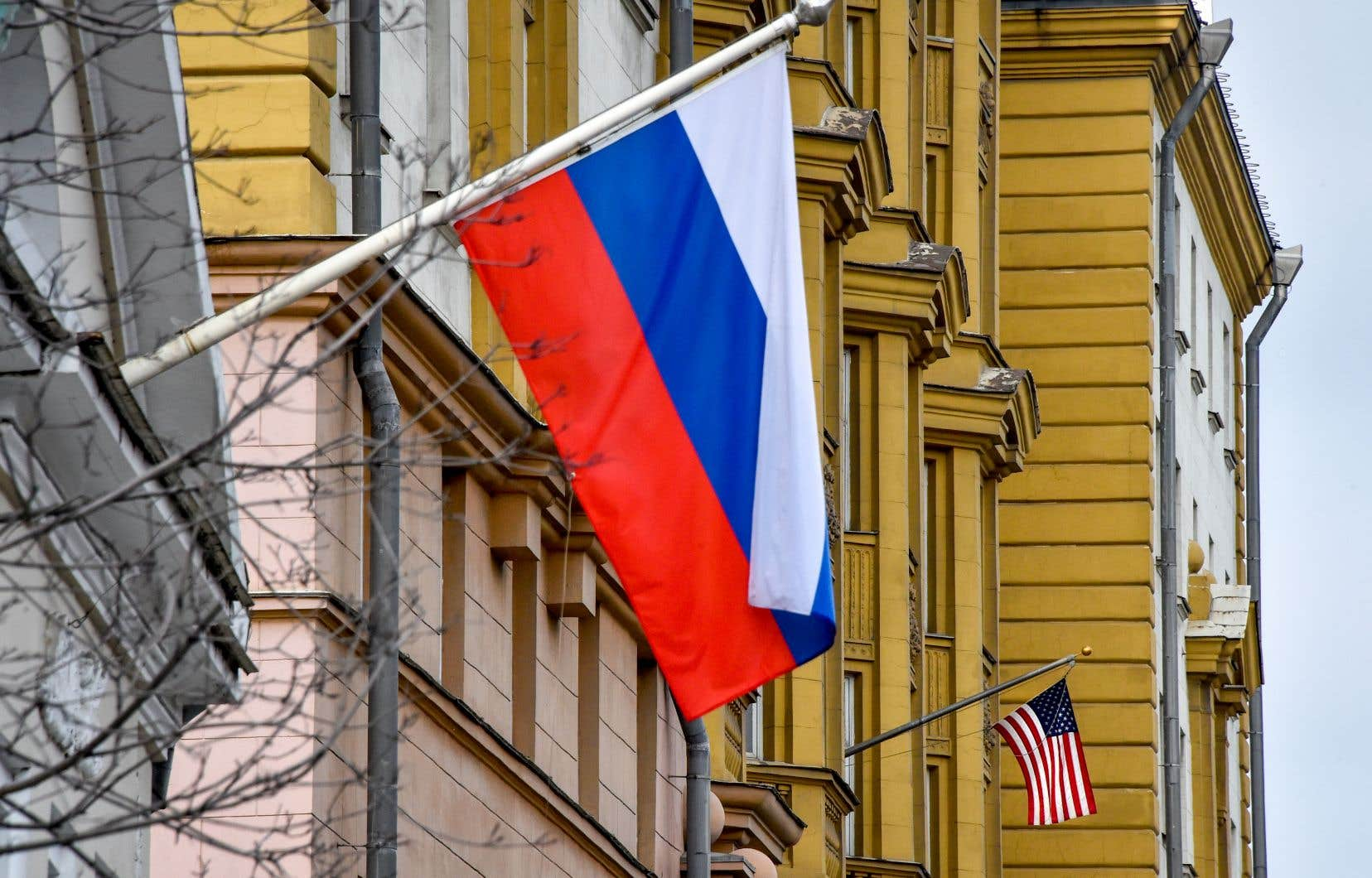 Ambassade des États-Unis à Moscou