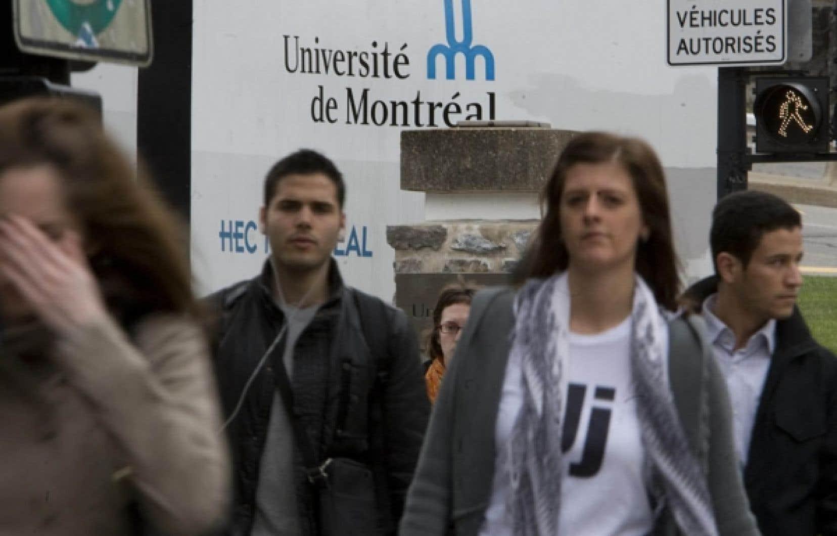 Si le gouvernement souhaite renflouer les coffres des universités québécoises et qu'il y parviendra en partie en augmentant les droits de scolarité, il ne compte pas s'investir davantage dans le financement du réseau universitaire.