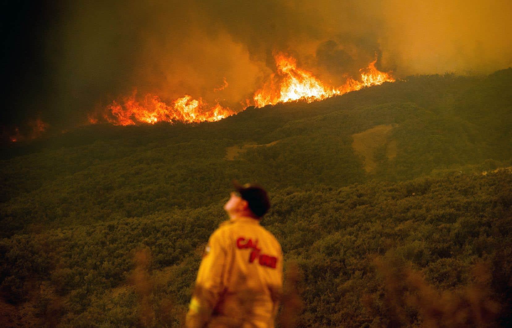 L'incendie Carr a été élevé au rang de sixième incendie le plus meurtrier de l'histoire de la Californie.