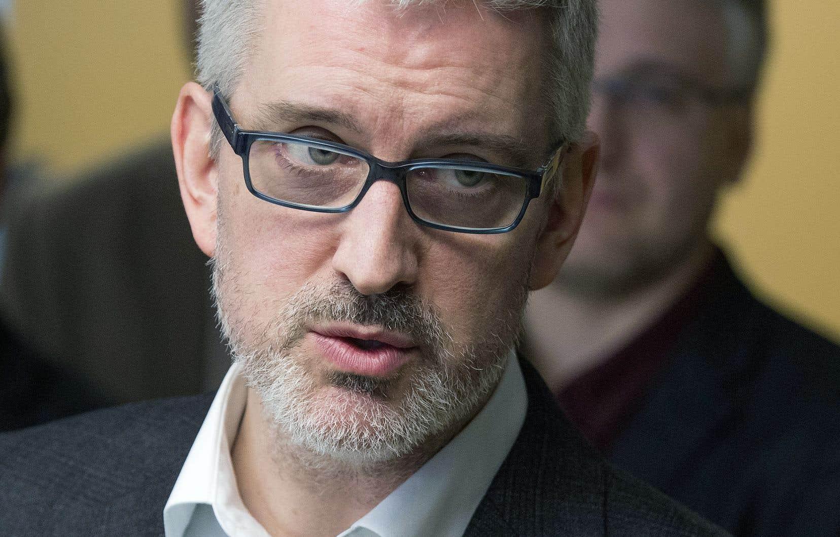 «Déléguer les solutions à un gouvernement hors Québec nous coûte cher et nous ralentit dans tout ce que nous faisons», écrit Jean-Martin Aussant.