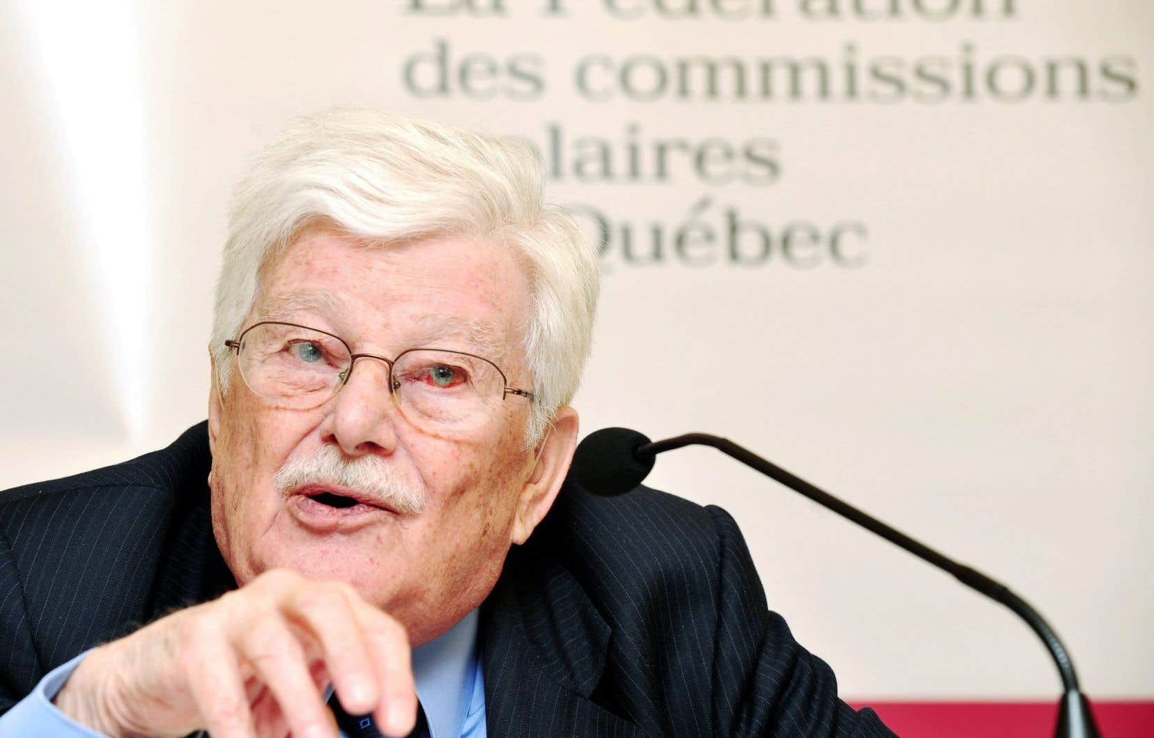 «Paul Gérin-Lajoie quitte-t-il la politique à jamais lorsqu'il démissionne comme député en juin 1969?» s'interroge l'auteur.