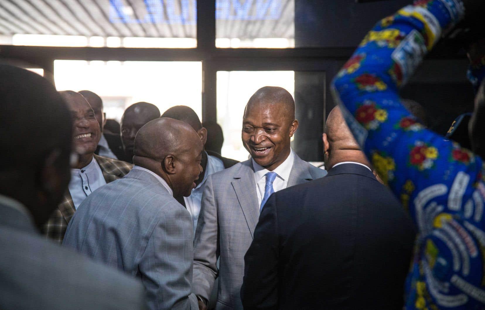 Quelques heures avant la clôture du dépôt des candidatures, mercredi, le chef de l'État a finalement désigné un dauphin: Emmanuel Ramazani Shadary, secrétaire permanent du Parti du peuple pour la reconstruction et la démocratie et ex-ministre de l'Intérieur.