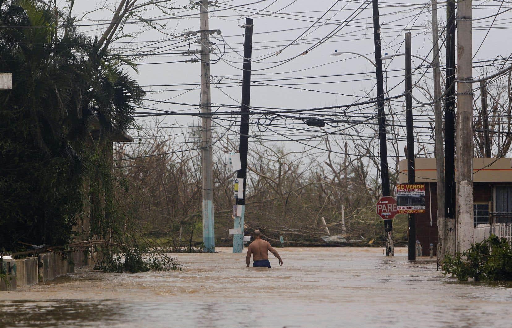 Dans les semaines qui ont suivi la tempête, des responsables avaient dit que la catastrophe avait fait 64 victimes directes.