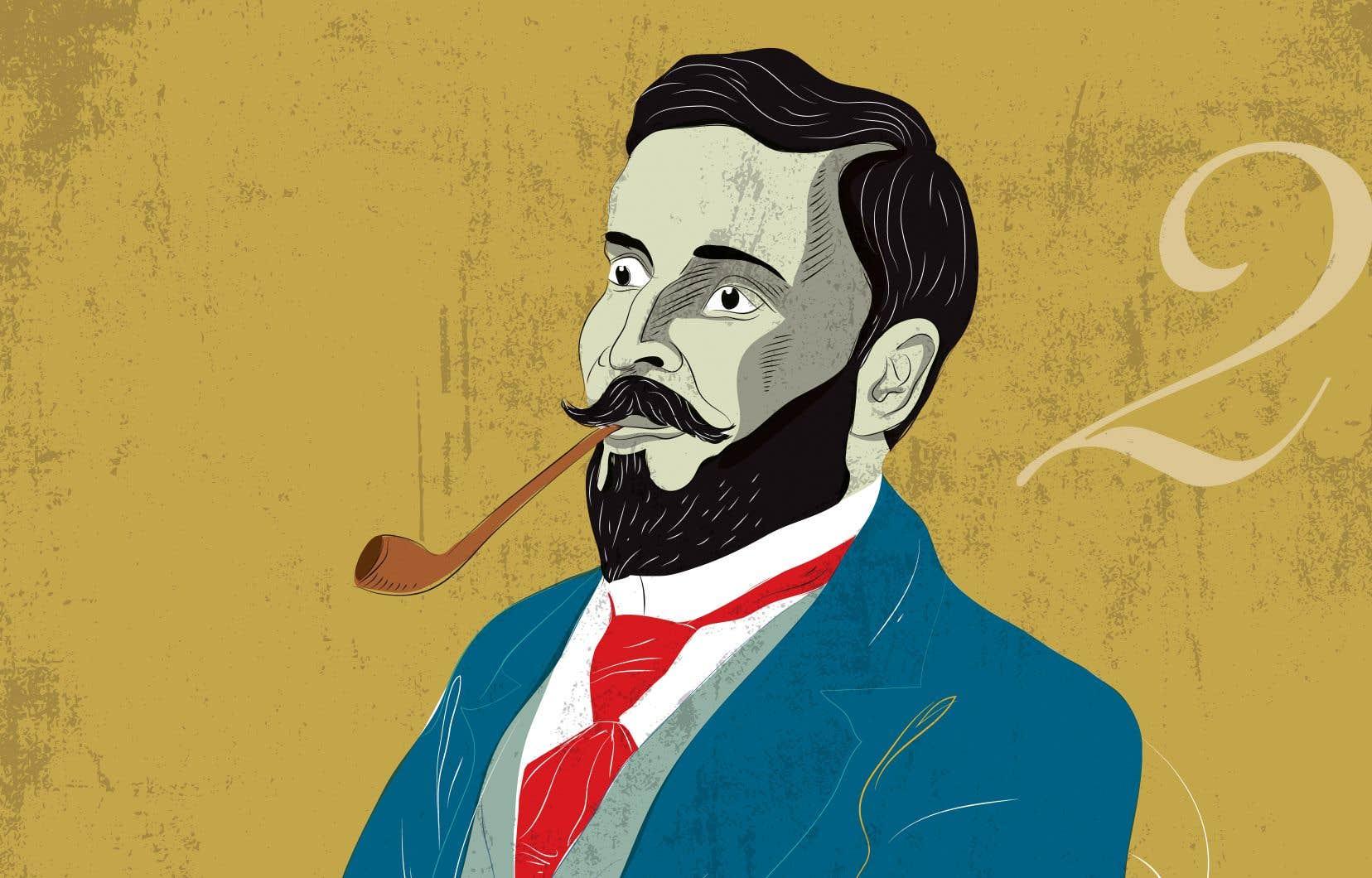 Au début du XXe siècle, Léo Leymarie, journaliste français, se passionne pour Maisonneuve, le fondateur de Montréal.
