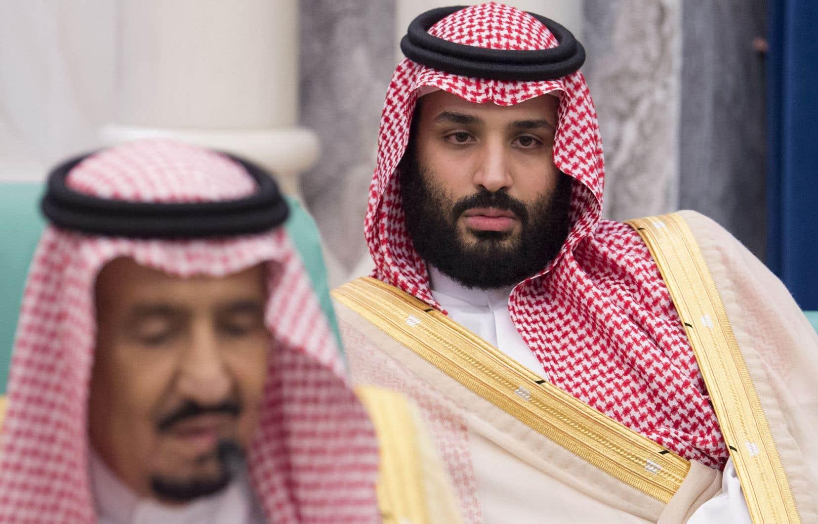 La crise diplomatique avec le Canada souligne combien l'Arabie saoudite du prince héritier Mohammed ben Salmane ne tolère aucune critique.