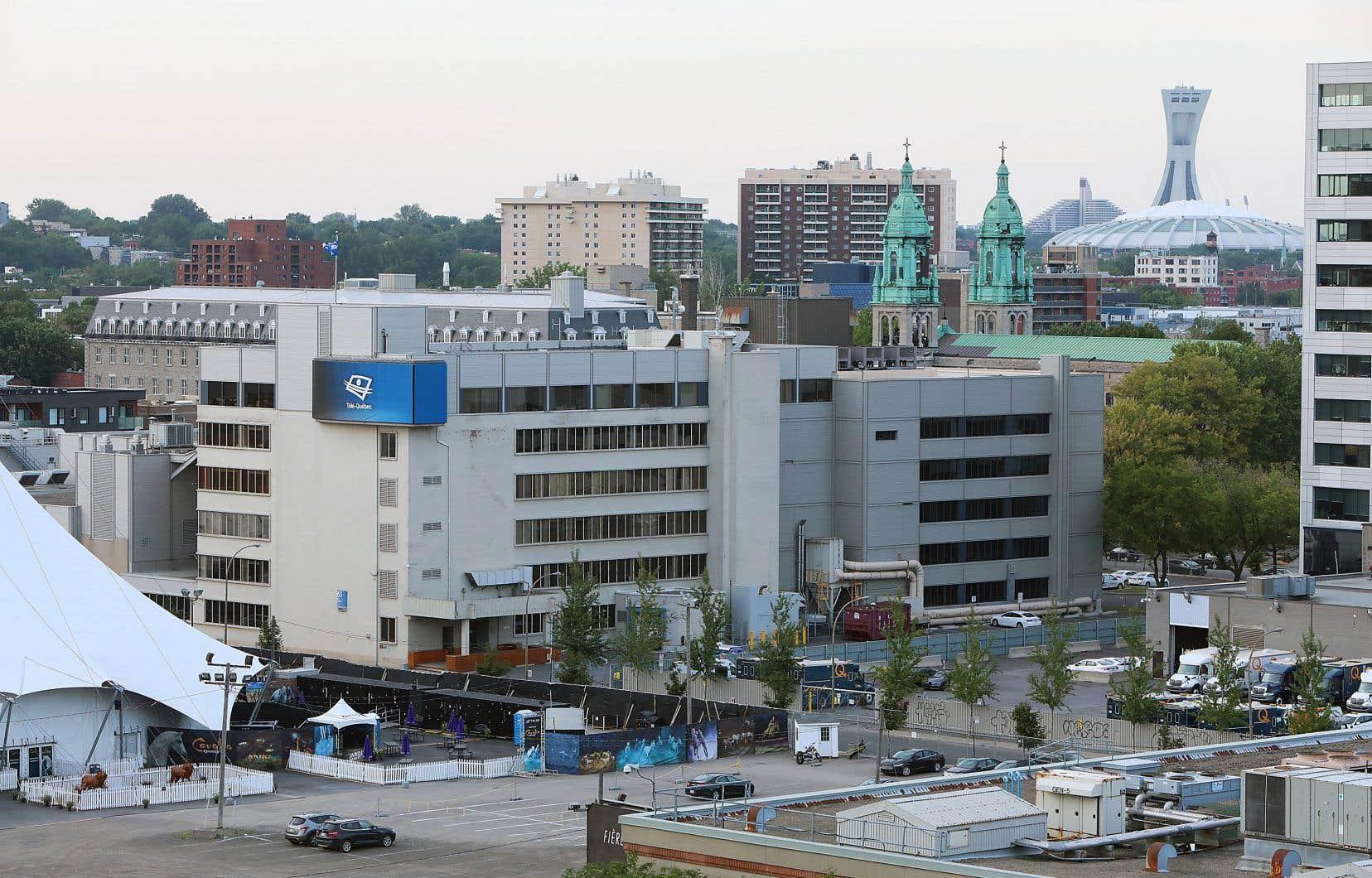 Le bâtiment coûtera 31 millions, mais permettra des économies annuelles de 2 millions en loyer