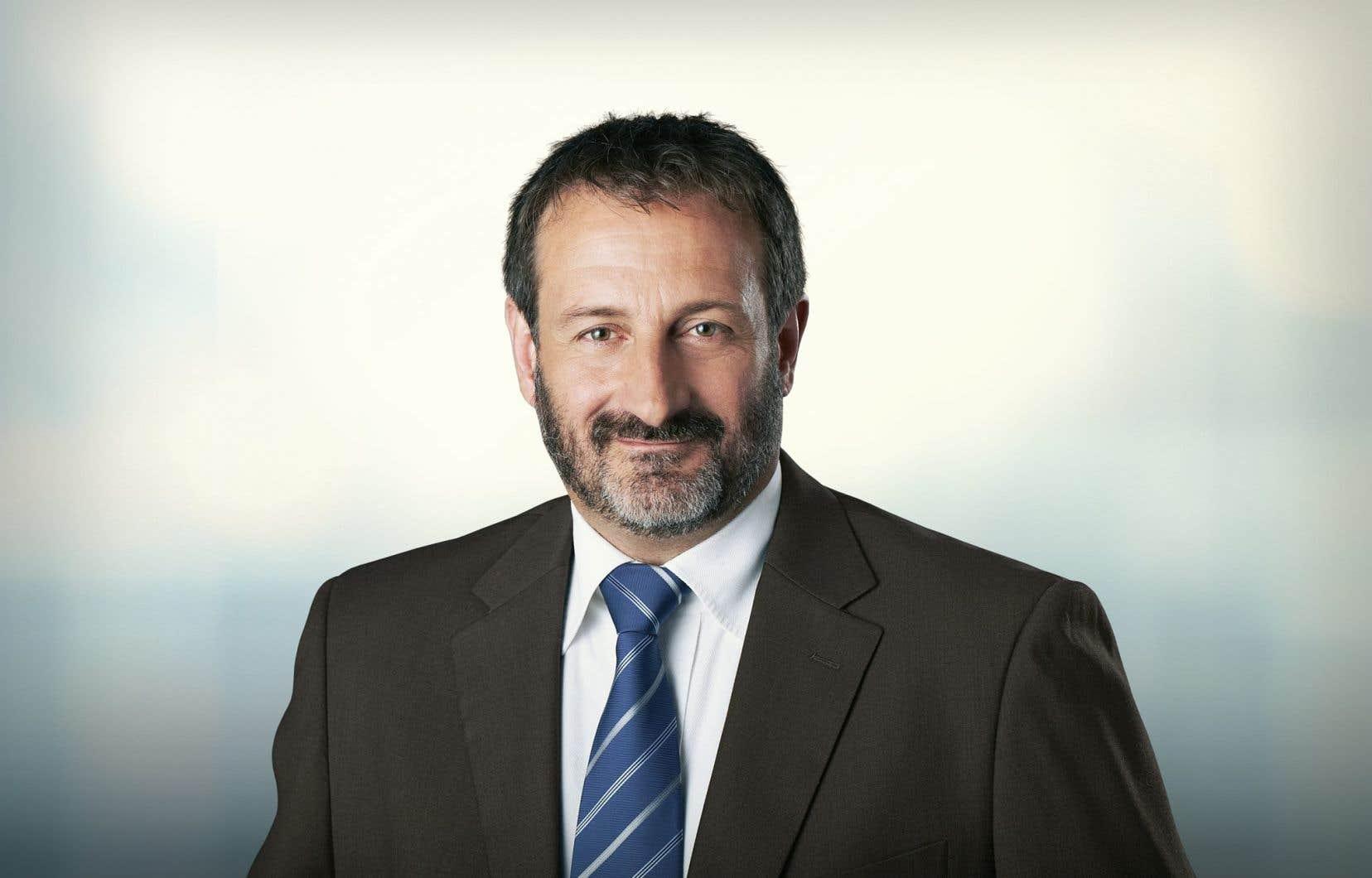 Le député péquiste de Bonaventure, Sylvain Roy, participera à la campagne électorale malgré son diagnostic de cancer.