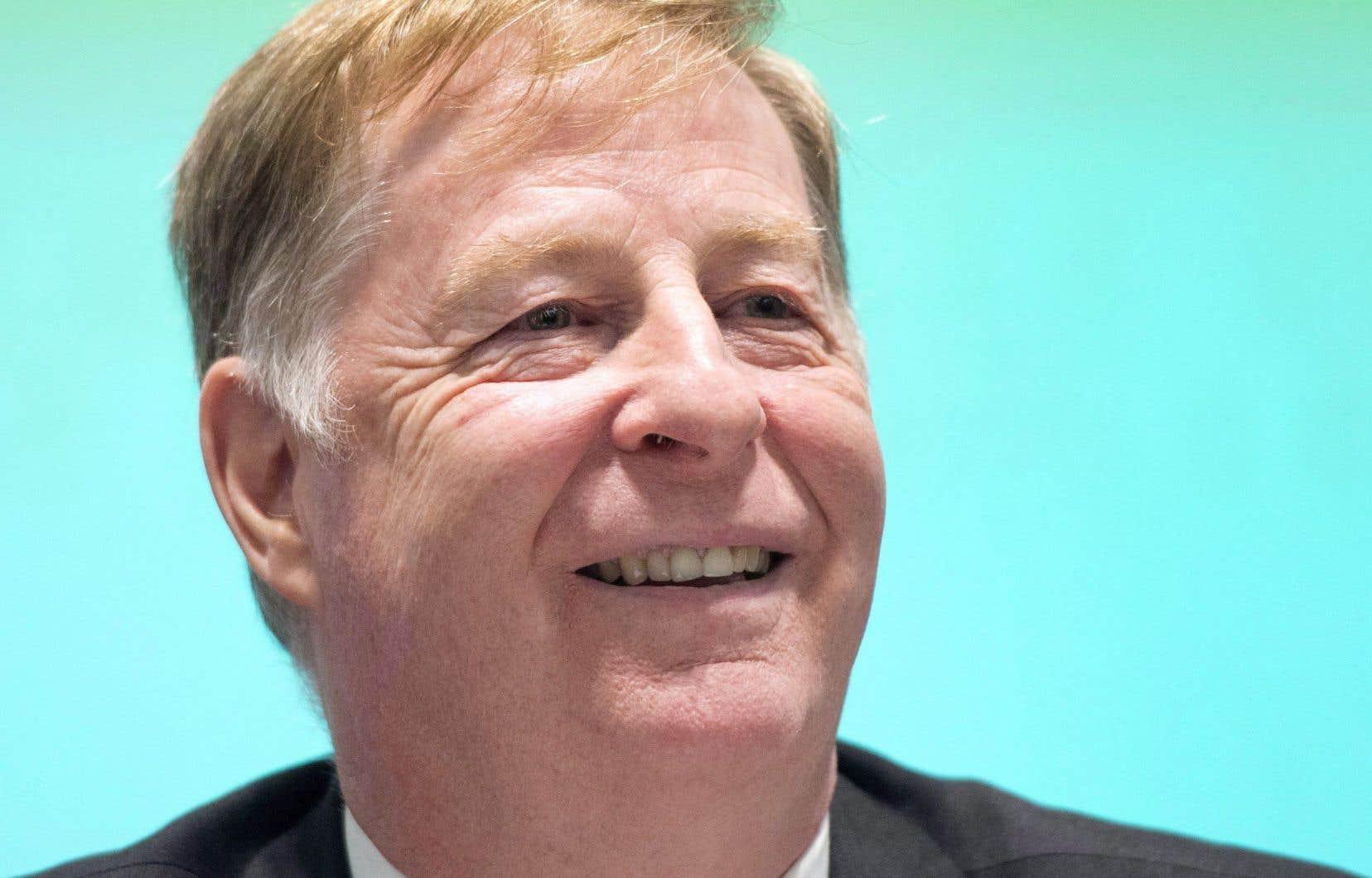 Le maire Marc Demers a dû essuyer de nombreuses critiques depuis le début de l'été.