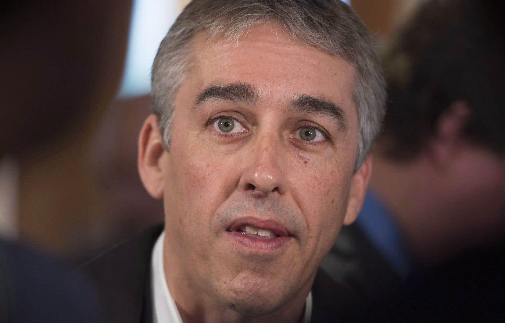 Nicolas Marceaua été élu dans Rousseau en 2009, 2012 et 2014. Il a été ministre des Finances et de l'Économie dans le gouvernement de Pauline Marois.
