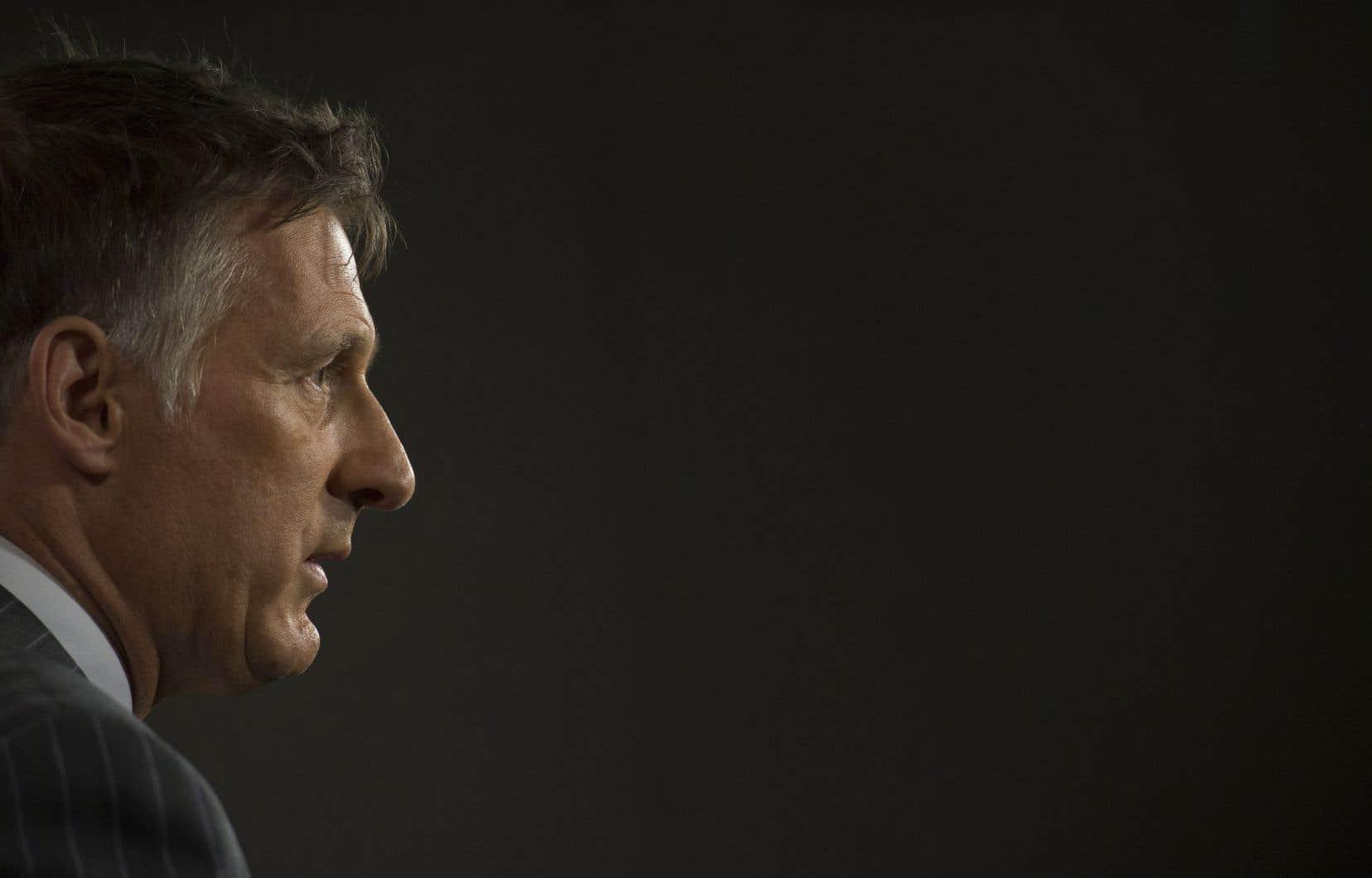 Le député conservateur de la Beauce, Maxime Bernier