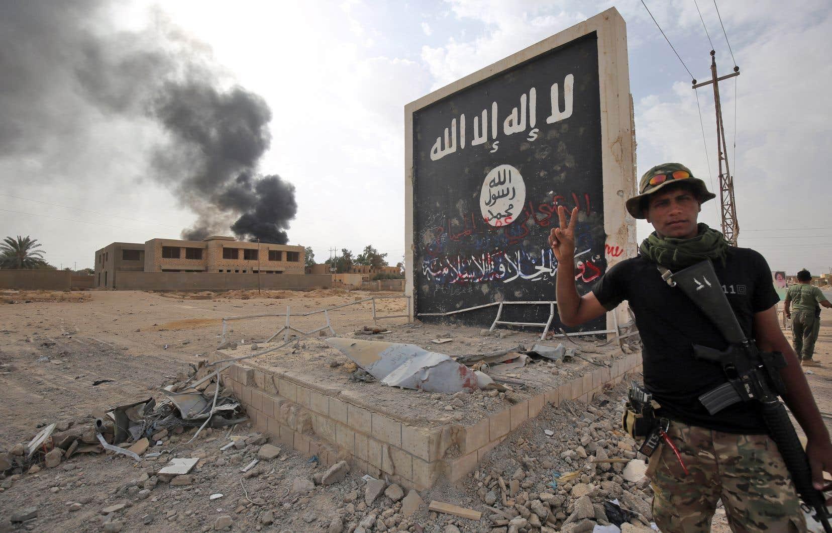 Dans un récent rapport, des observateurs de l'ONU ont fixé à une fourchette de 20000 à 30000 le nombre de combattants du groupe EI encore présents en Irak et en Syrie.