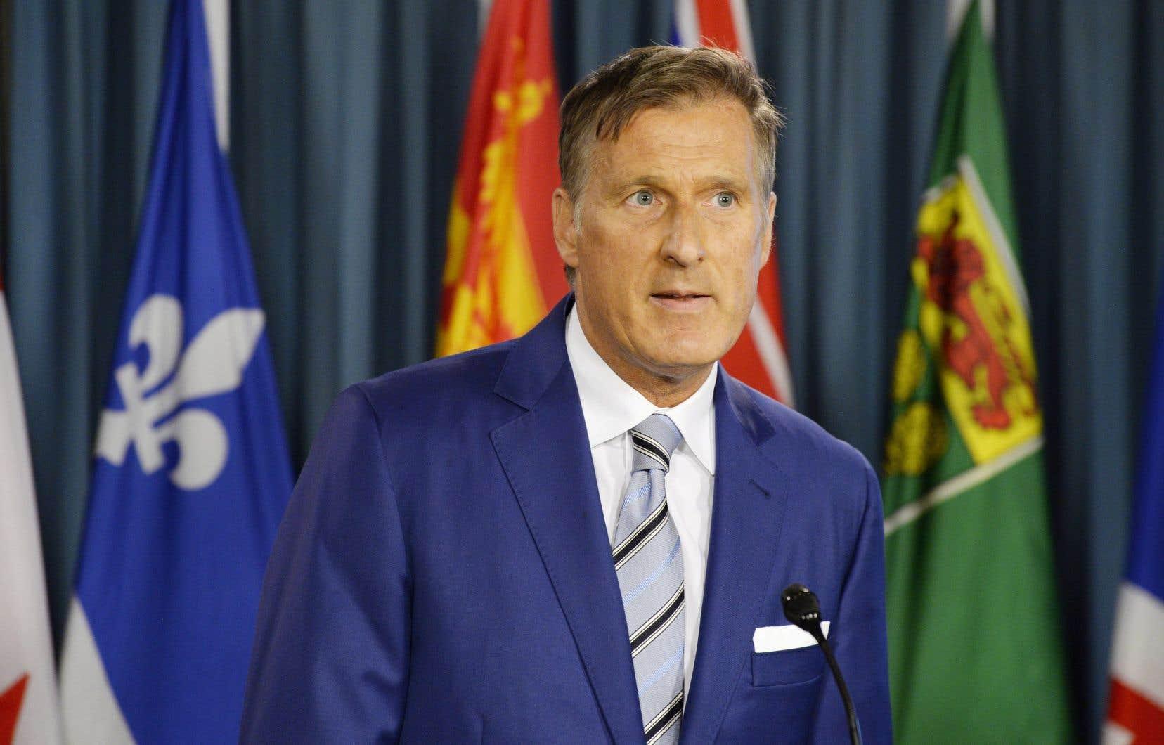 Le député Maxime Bernier claque la porte du Parti conservateur du Canada pour tenter de fonder sa propre formation politique.