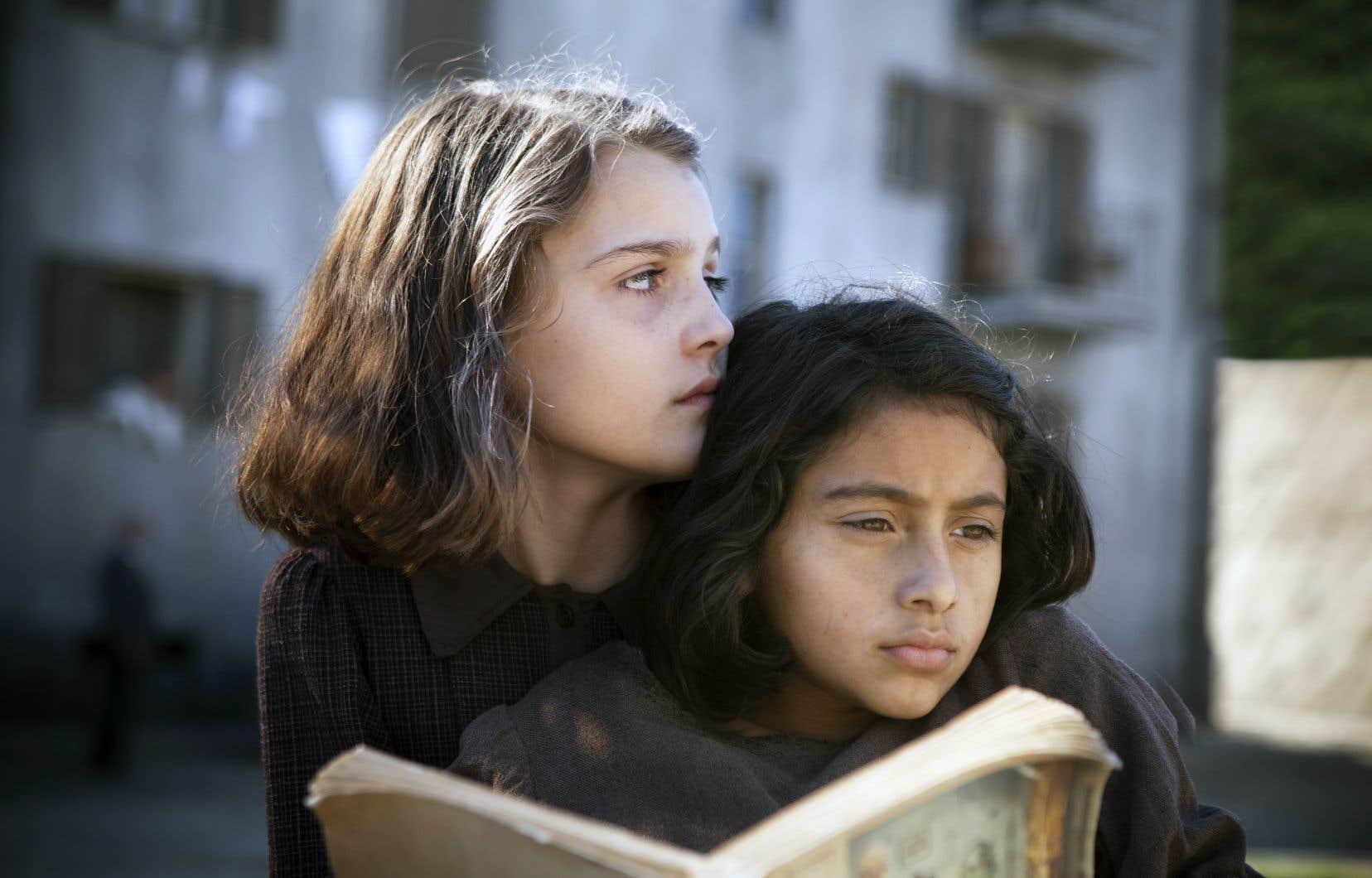 La date de lancement de «My Brilliant Friend», une adaptation du premier tome de la saga italienne «L'amie prodigieuse», d'Elena Ferrante, qui signe d'ailleurs le scénario, est toujours inconnue.