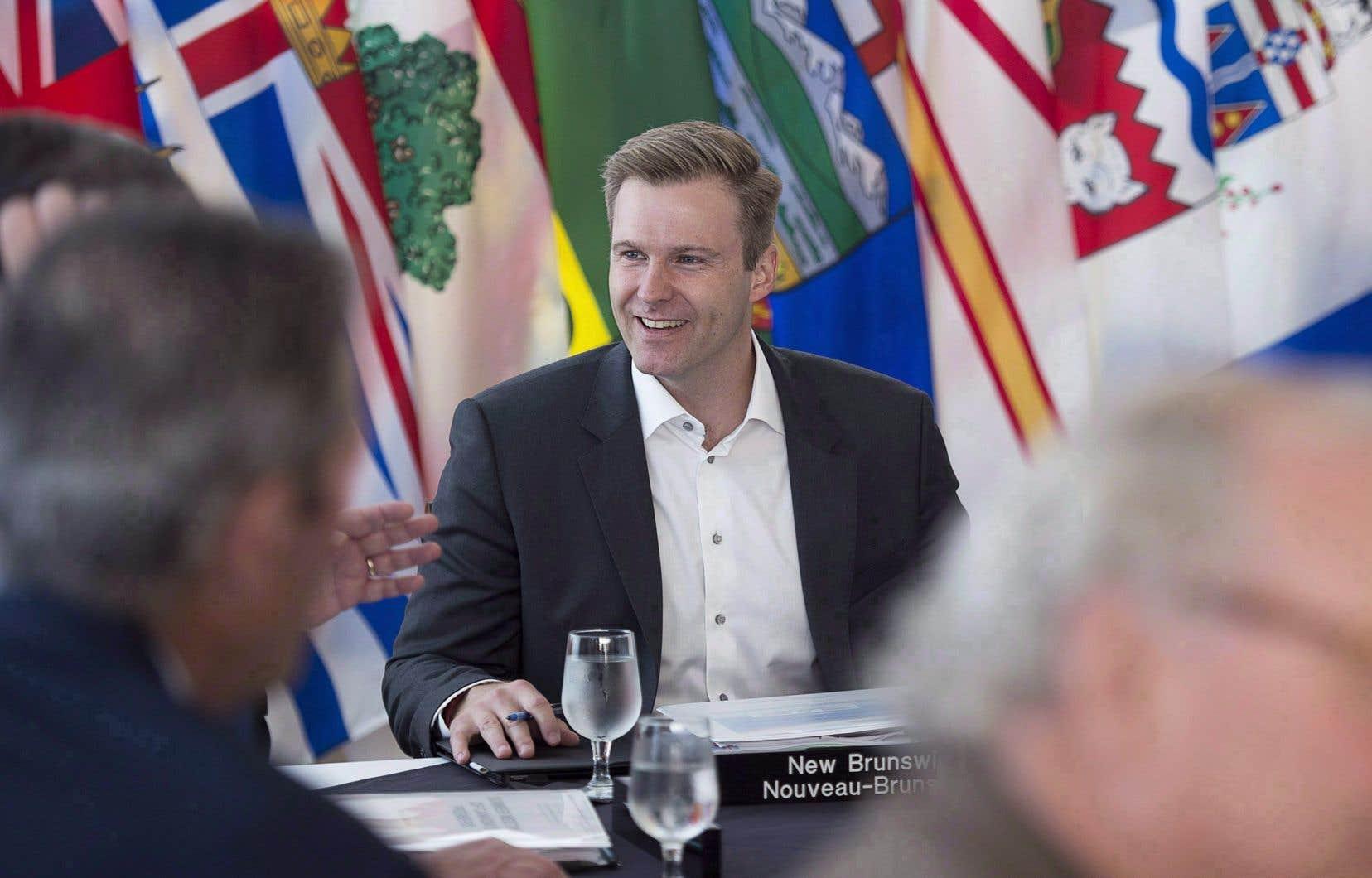 Les sondages laissent entendre que les Néo-Brunswickois n'ont pas encore tranché entre le libéral Brian Gallant et le progressiste-conservateur Blaine Higgs.