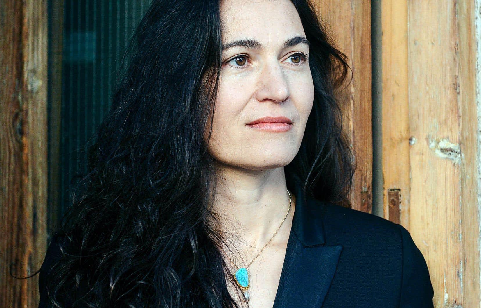 À 44ans, l'Américaine Nicole Krauss ne craint ni le vide ni la complexité.