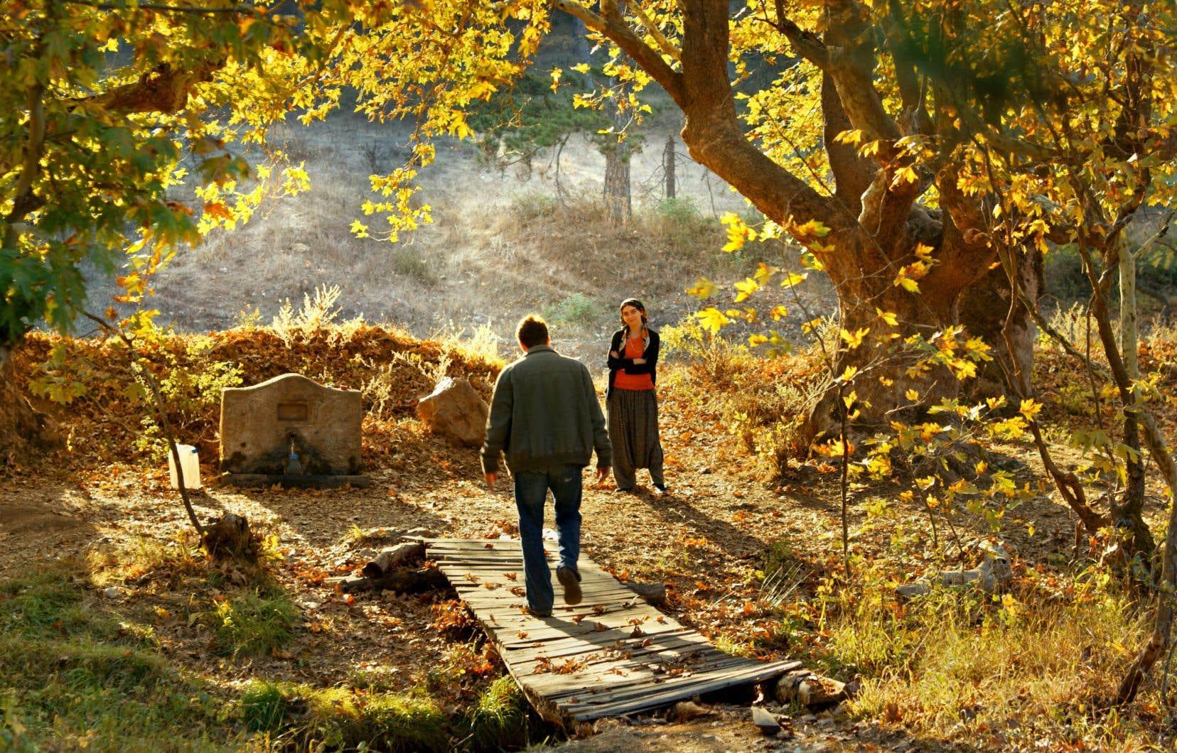 Le cinéaste turc Nuri Bilge Ceylan explore la solitude de l'écrivain, et plus encore celle de celui en devenir, un enjeu majeur dans «Le poirier sauvage».