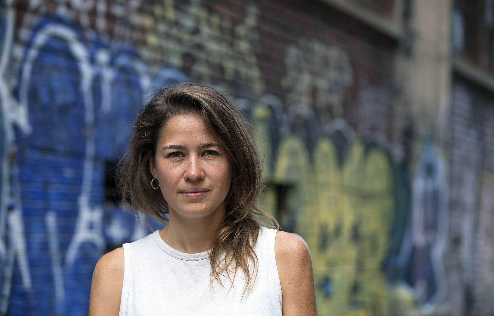 Salomé Leclerc a décrit son prochain album, que l'on pourra entendre cet automne, comme «l'aboutissement d'une évolution vers un ailleurs à la fois plus organique et électrique».