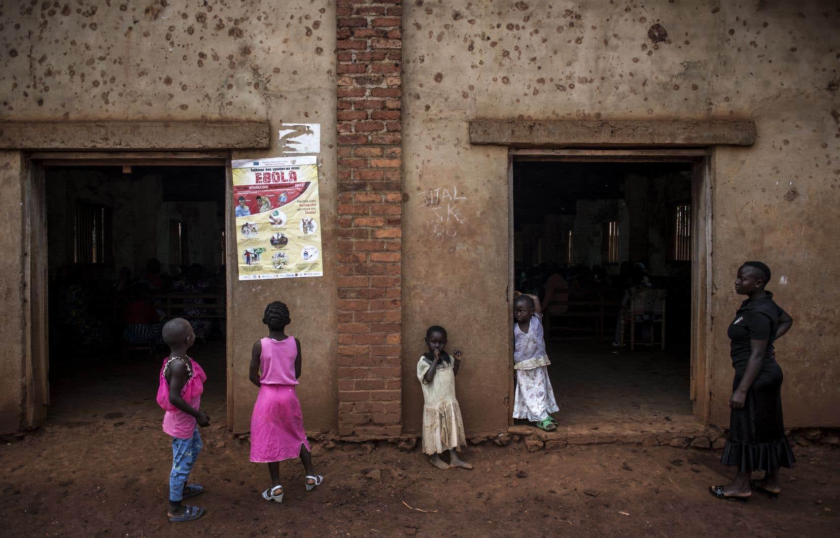 Les cas au Nord-Kivu vont compliquer la lutte contre l'épidémie, puisque les équipes de l'ONU ne peuvent s'y déplacer qu'avec une escorte armée.