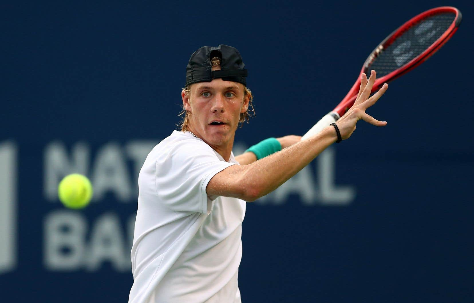 Denis Shapovalov, 28eau classement de l'ATP, a été inscrit directement au tableau principal et en sera à ses deuxièmes Internationaux des États-Unis.