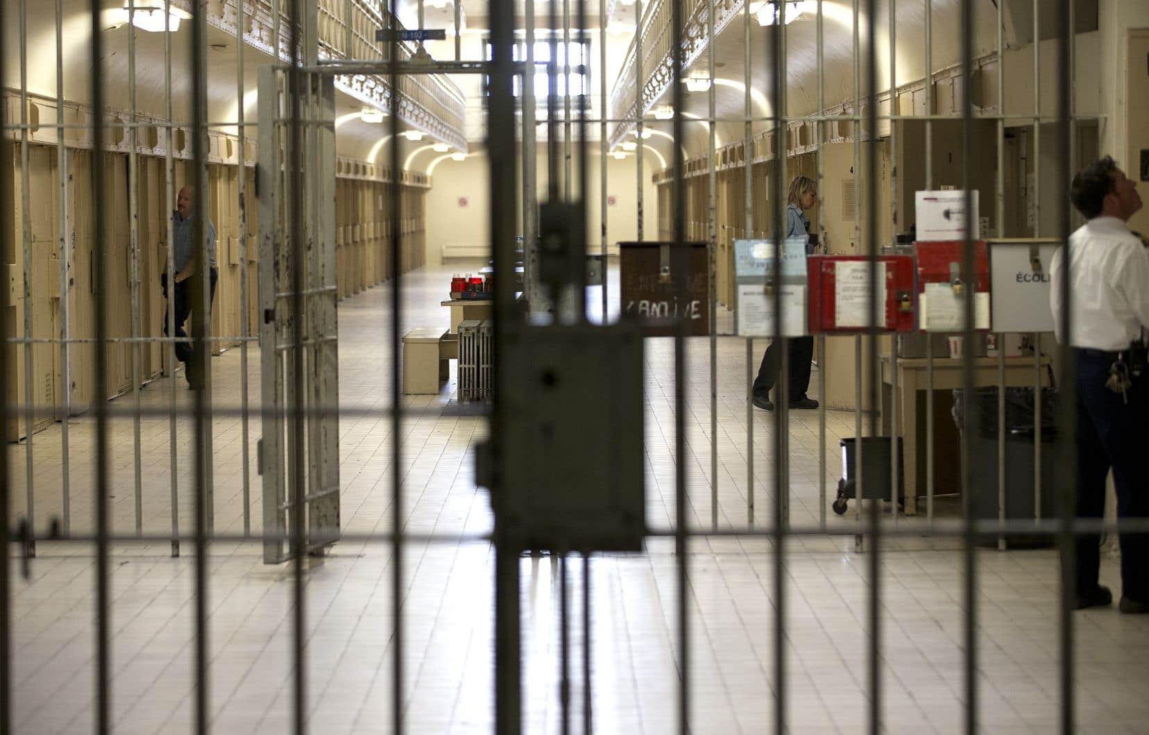 Le système carcéral québécois est-il érigé sur des bases vertueuses ou est-il simplement un système punitif barbare?