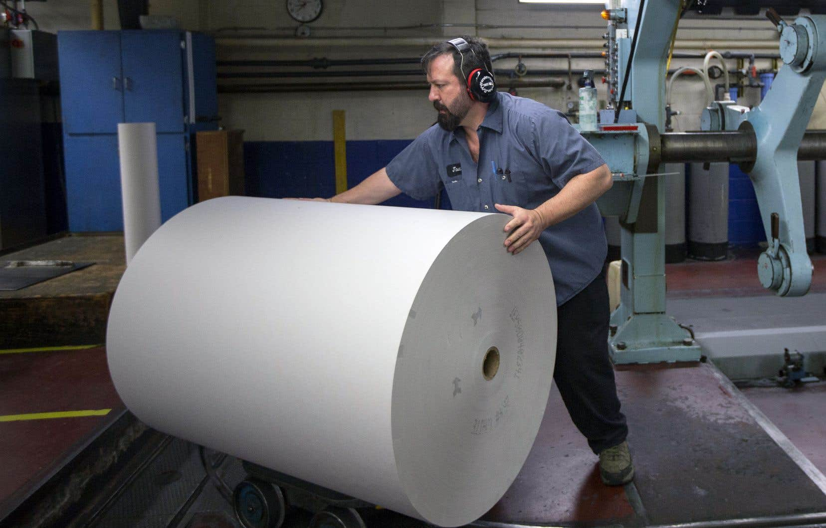 Les sanctions de Washington ont déjà entraîné une hausse des coûts de 30% pour les journaux.