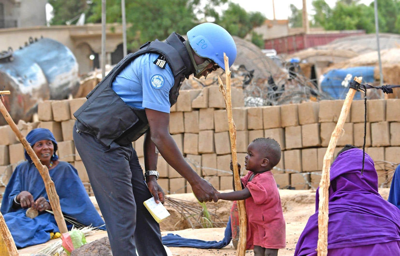 Les missions de maintien de la paix constituent l'épicentre des activités onusiennes.