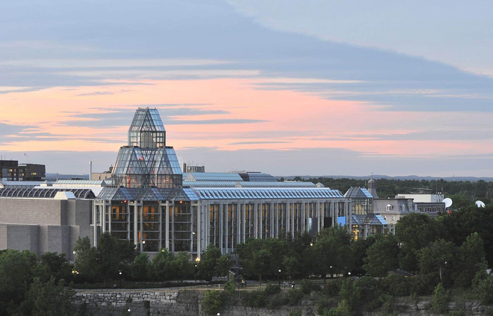 La redéfinition de la notion «d'importance nationale» des biens culturels risque d'avoir des conséquences sur l'écosystème des musées canadiens et de leurs donateurs. Ici, le Musée des beaux-arts du Canada.
