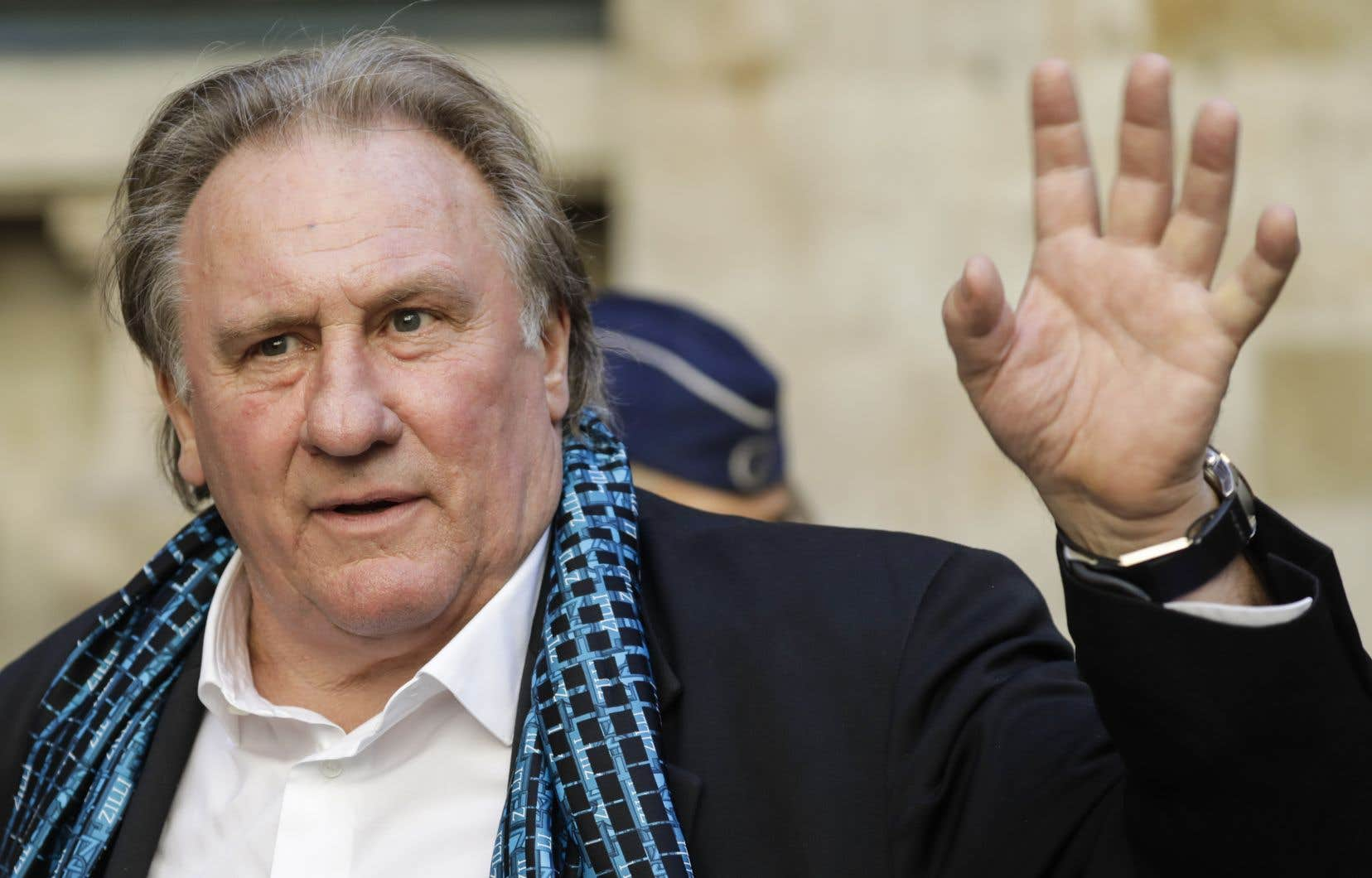 Les faits se seraient déroulés au domicile parisien de M. Depardieu, un hôtel particulier, les 7 et 13 août.