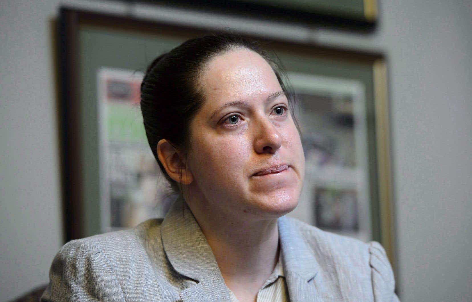 Christine Moore a été blanchie des allégations d'inconduite sexuelle par une enquête indépendante.