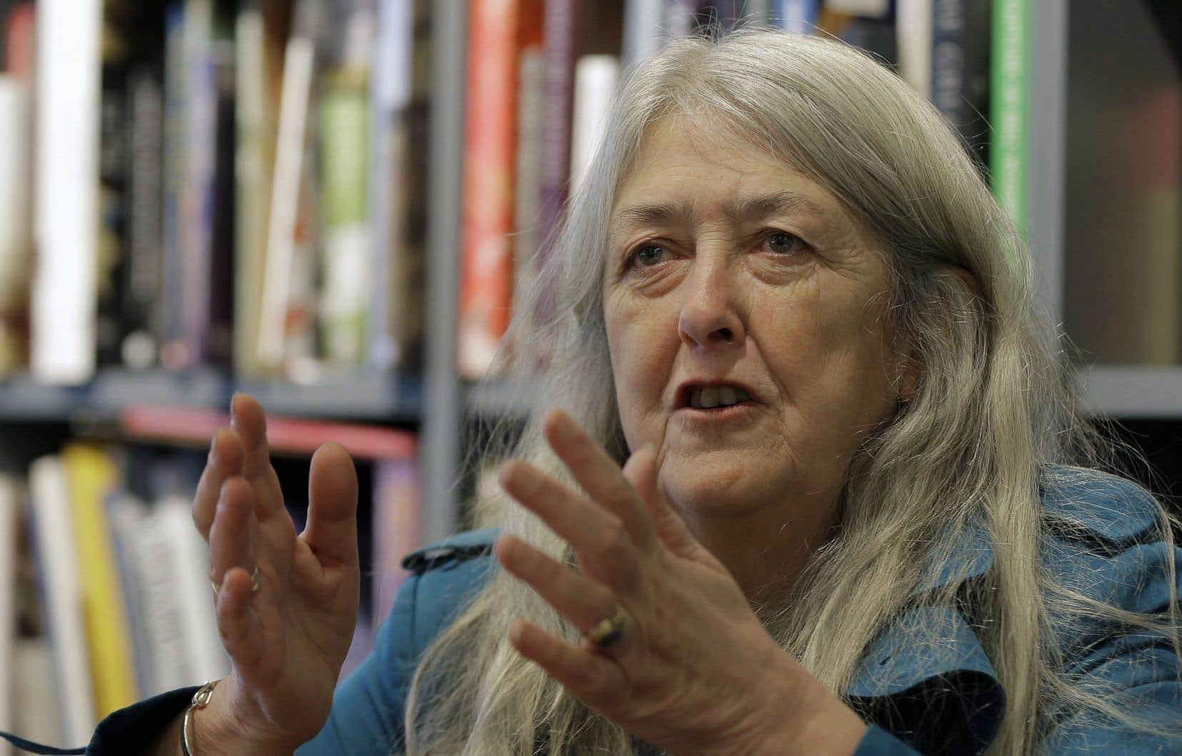Dans «Les femmes et le pouvoir», l'historienne britannique Mary Beard insère les femmes au cœur de l'évolution.