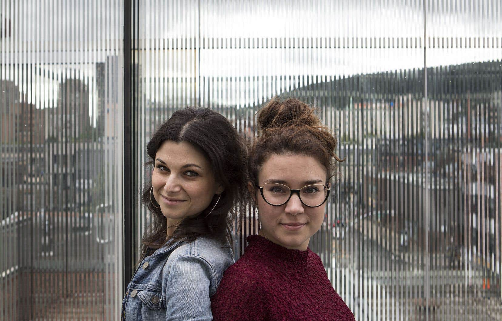Émilie Bibeau et Marie-Ève Milot se retrouveront toutes deux seules sur scène cette saison; la première, à La Petite Licorne, la seconde, au Quat'Sous.