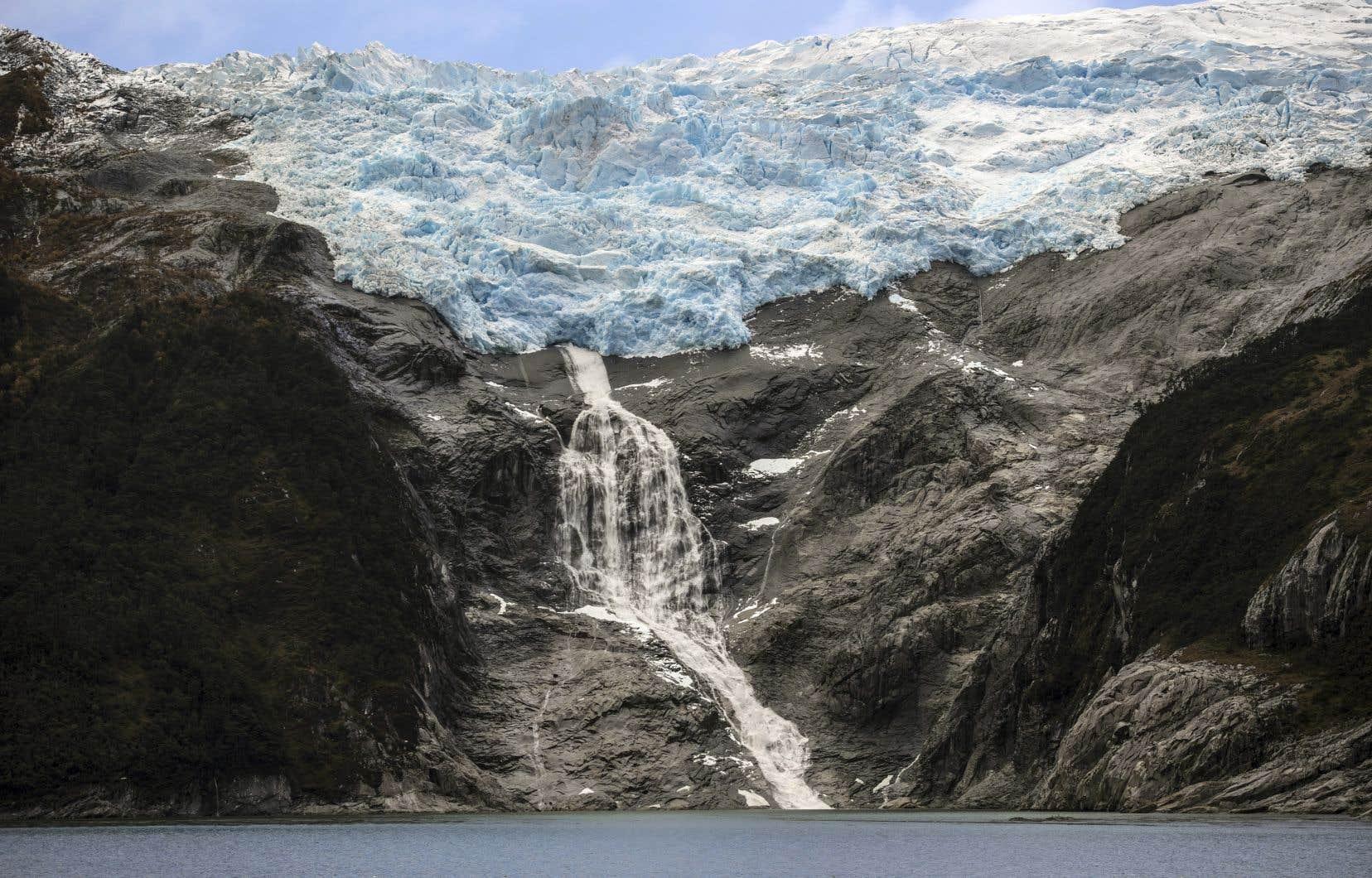 L'activité minière pourrait représenter une menace pour les 24114 glaciers que compte le Chili.